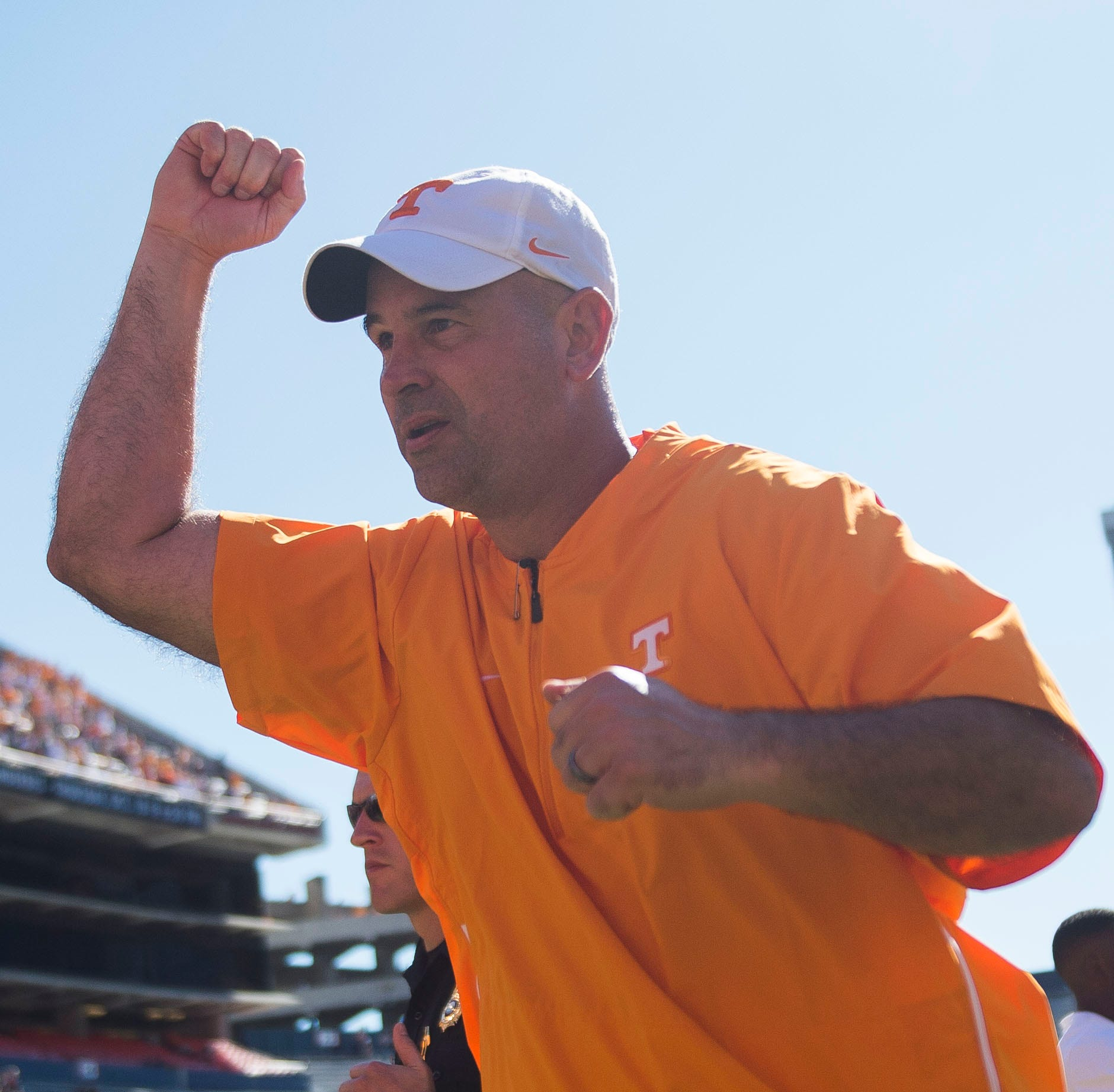 Mike Strange: Can Jeremy Pruitt progress faster with UT Vols than Fulmer? Or Neyland?