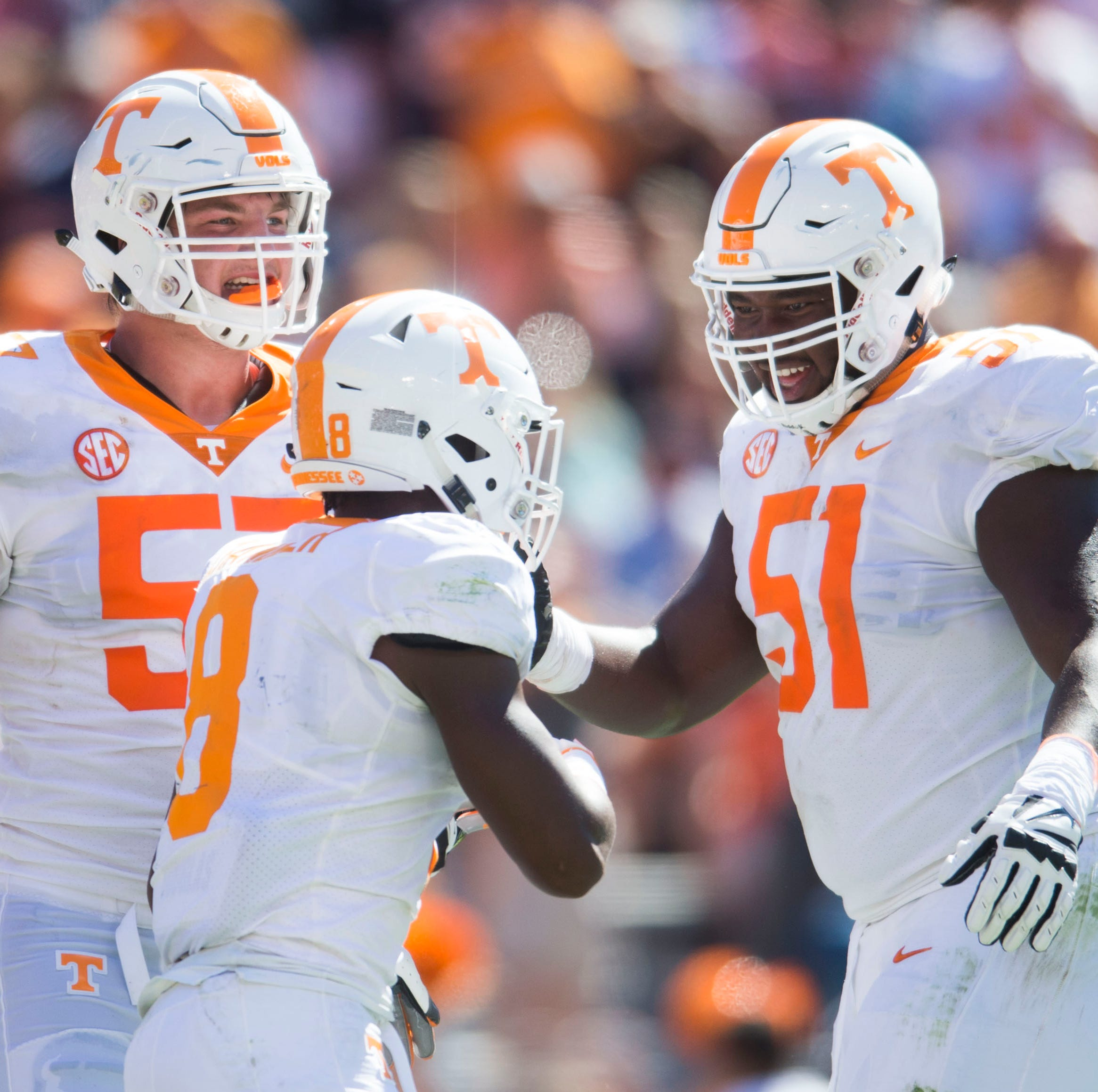 Former Tennessee lineman Drew Richmond to transfer to Southern Cal