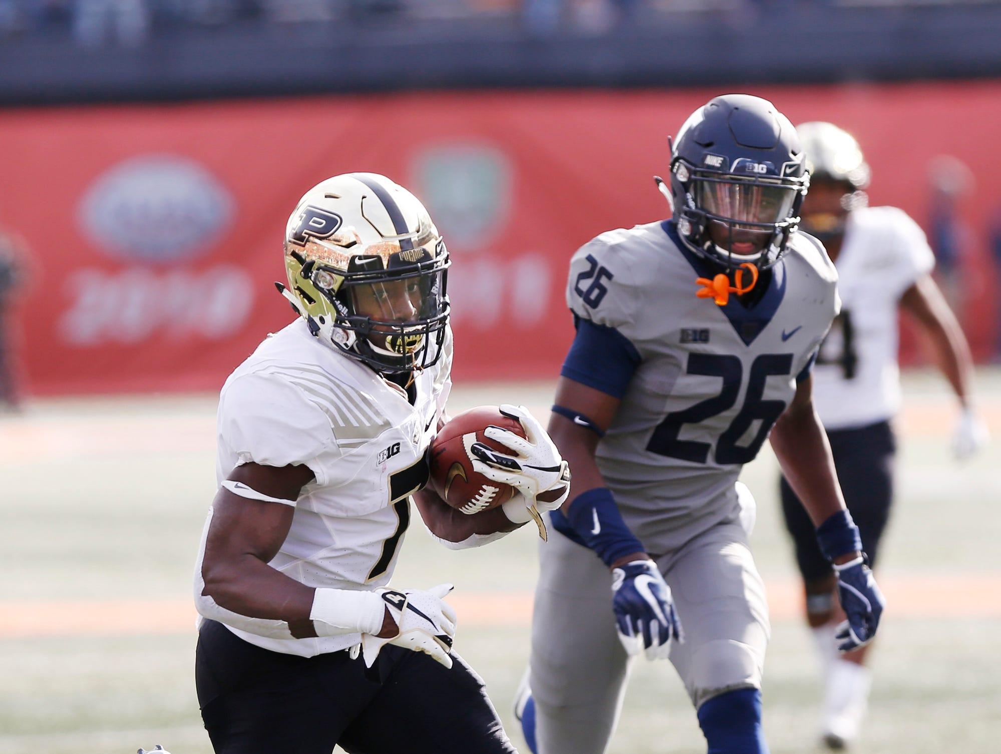 Purdue football 46, Illinois 7 | 5 takeaways