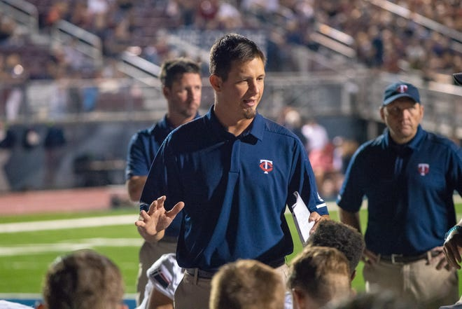 "Teurlings Catholic coach Dane Charpentier said the worst thing a coach can do in the postseason is try to ""reinvent"" his team's scheme and assignments."