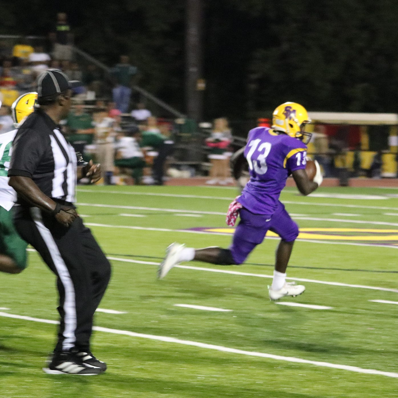 St. Martinville's Benjamin shows speed and strength as Tigers run over Cecilia