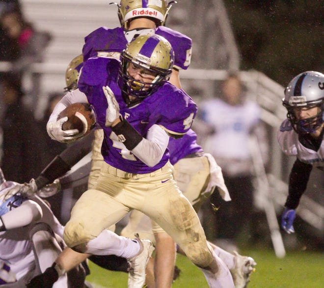 Fowlerville hopes to use the speed of junior Kaleb Chappell to its advantage this season.