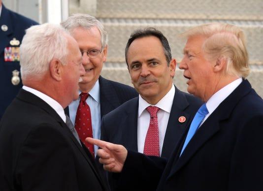 Trump in KY 7