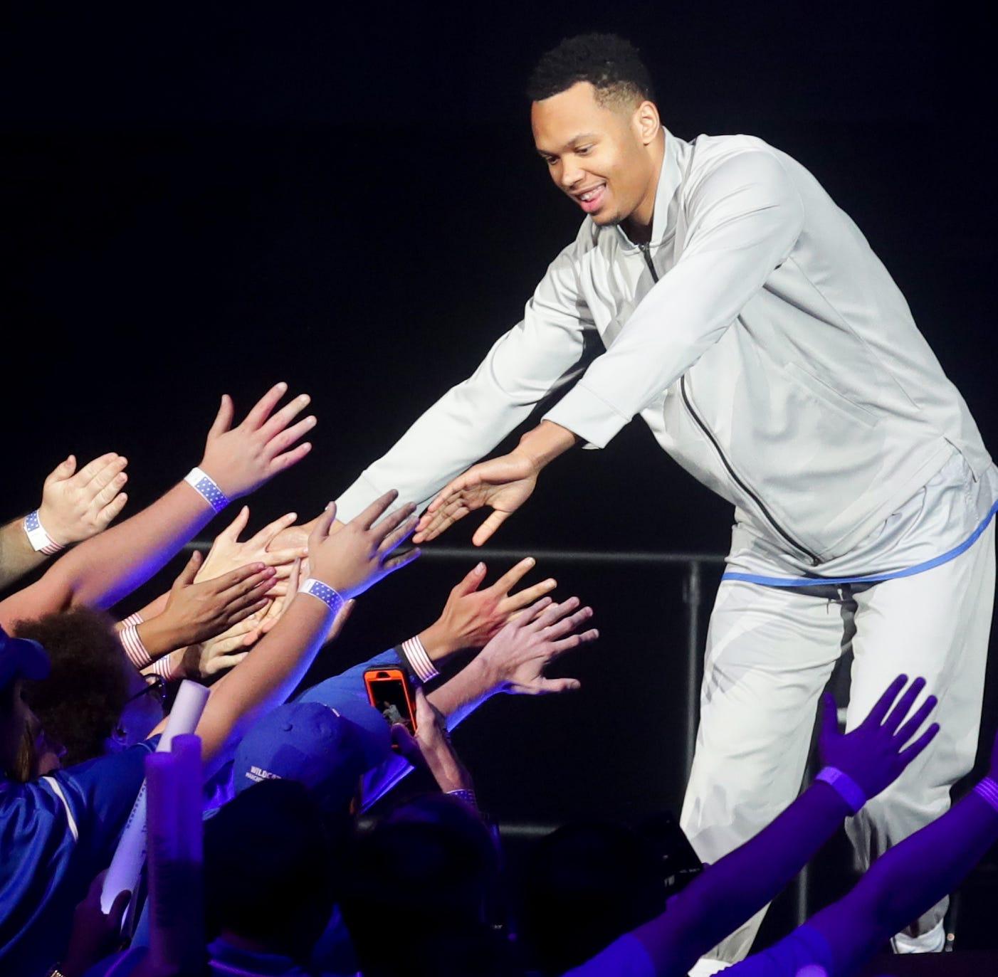 Can Jemarl Baker help address Kentucky basketball's shooting problem?