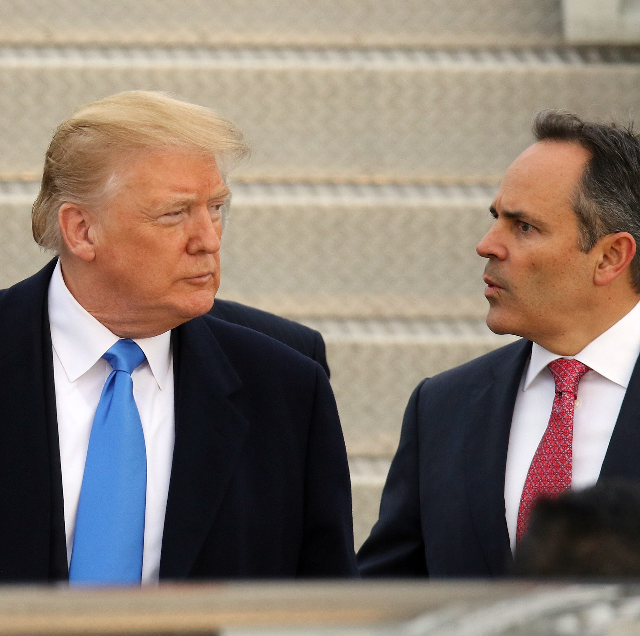 U-G-L-Y: Bevin vs. Beshear race is already negative as Trump's influence looms