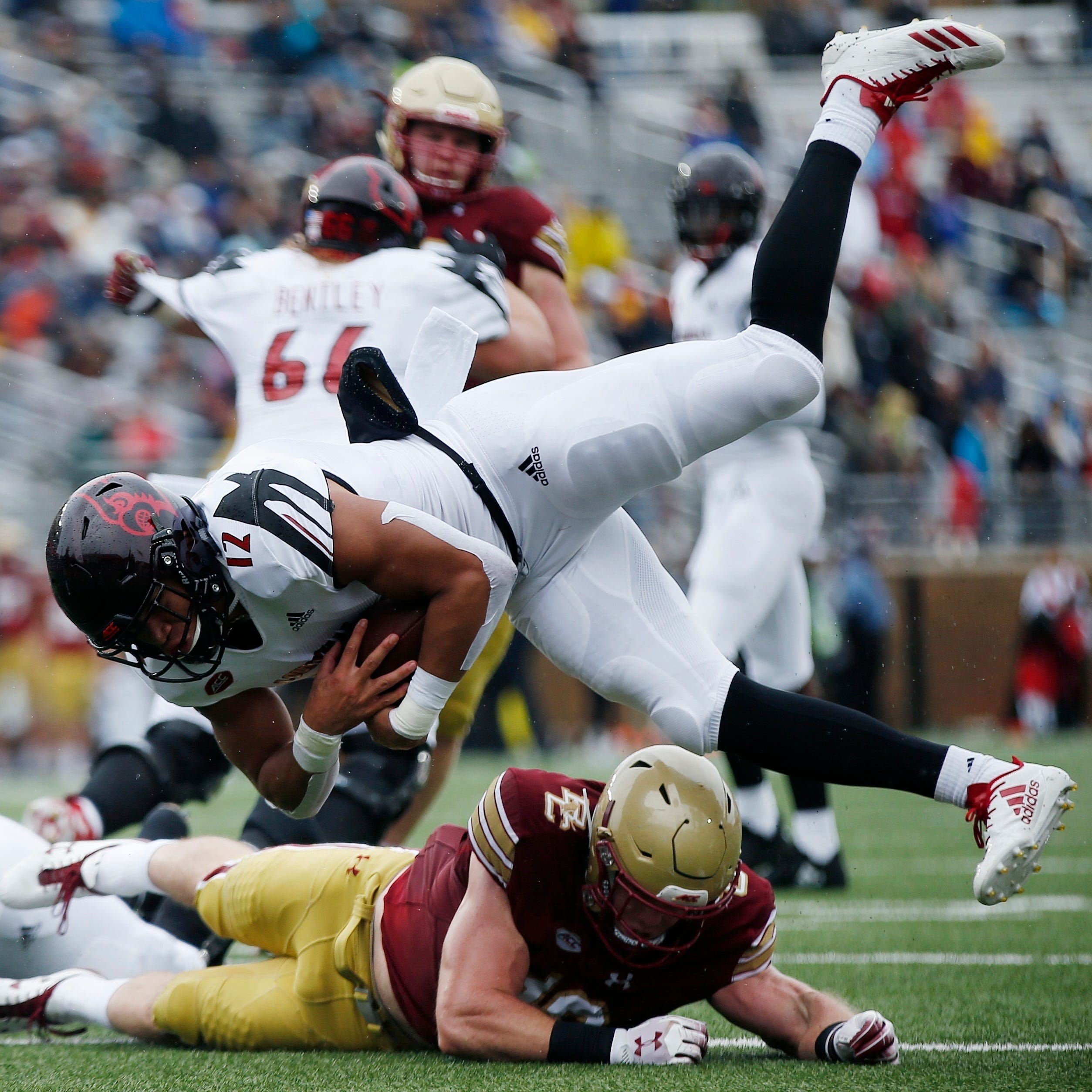 Louisville running out of answers and time after loss to Boston College