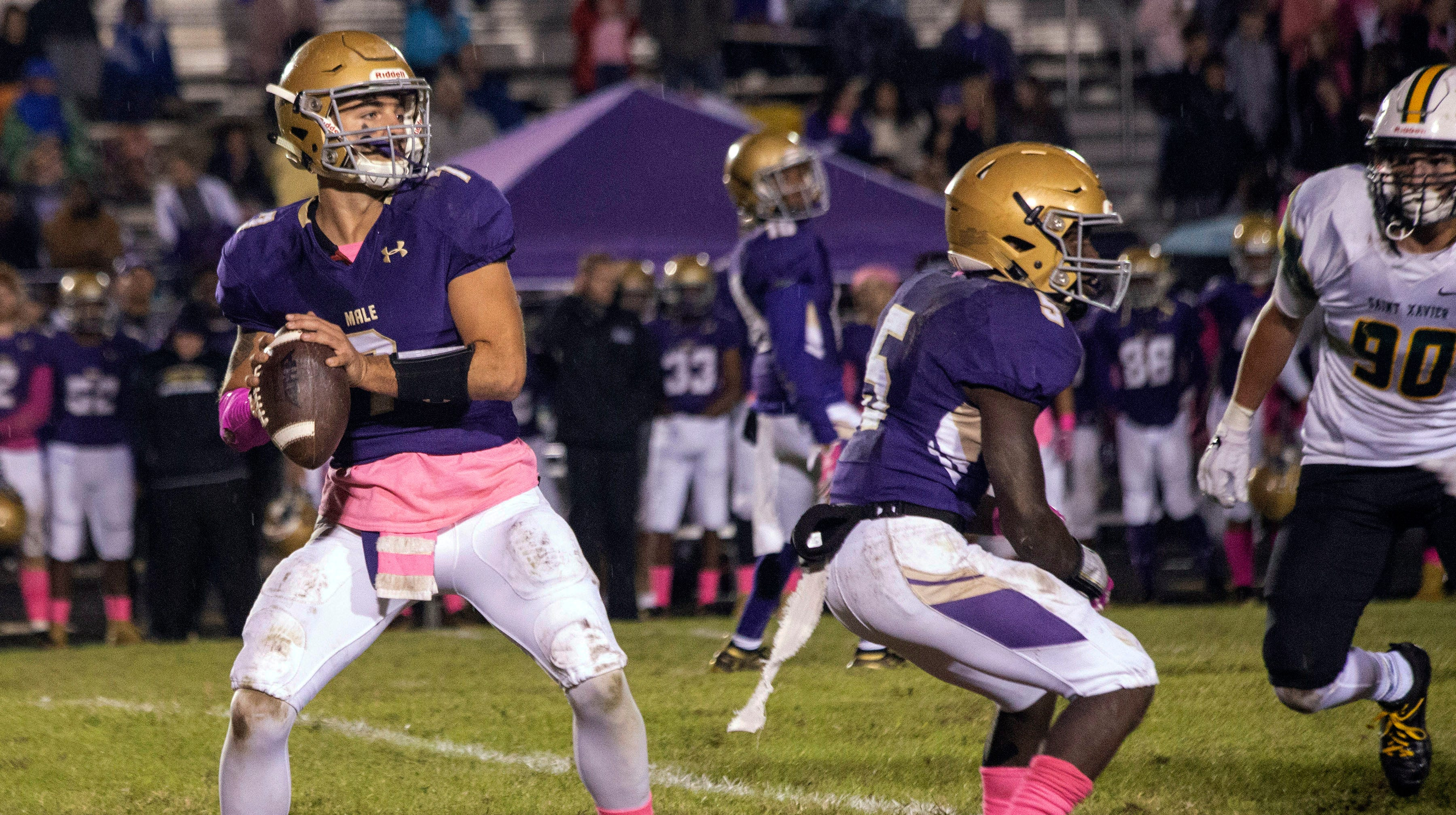 5 high school football games to watch Friday: Male vs. Manual