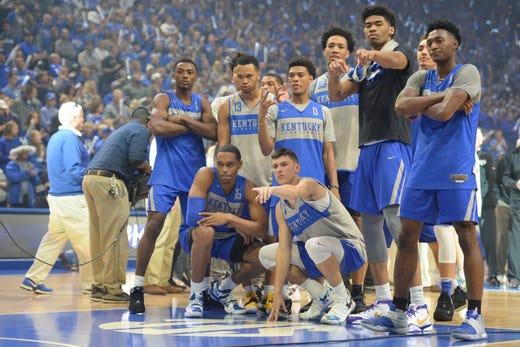 University Of Kentucky Athletics October An Exciting: Kentucky Basketball: John Calipari's Big Blue Madness Speech