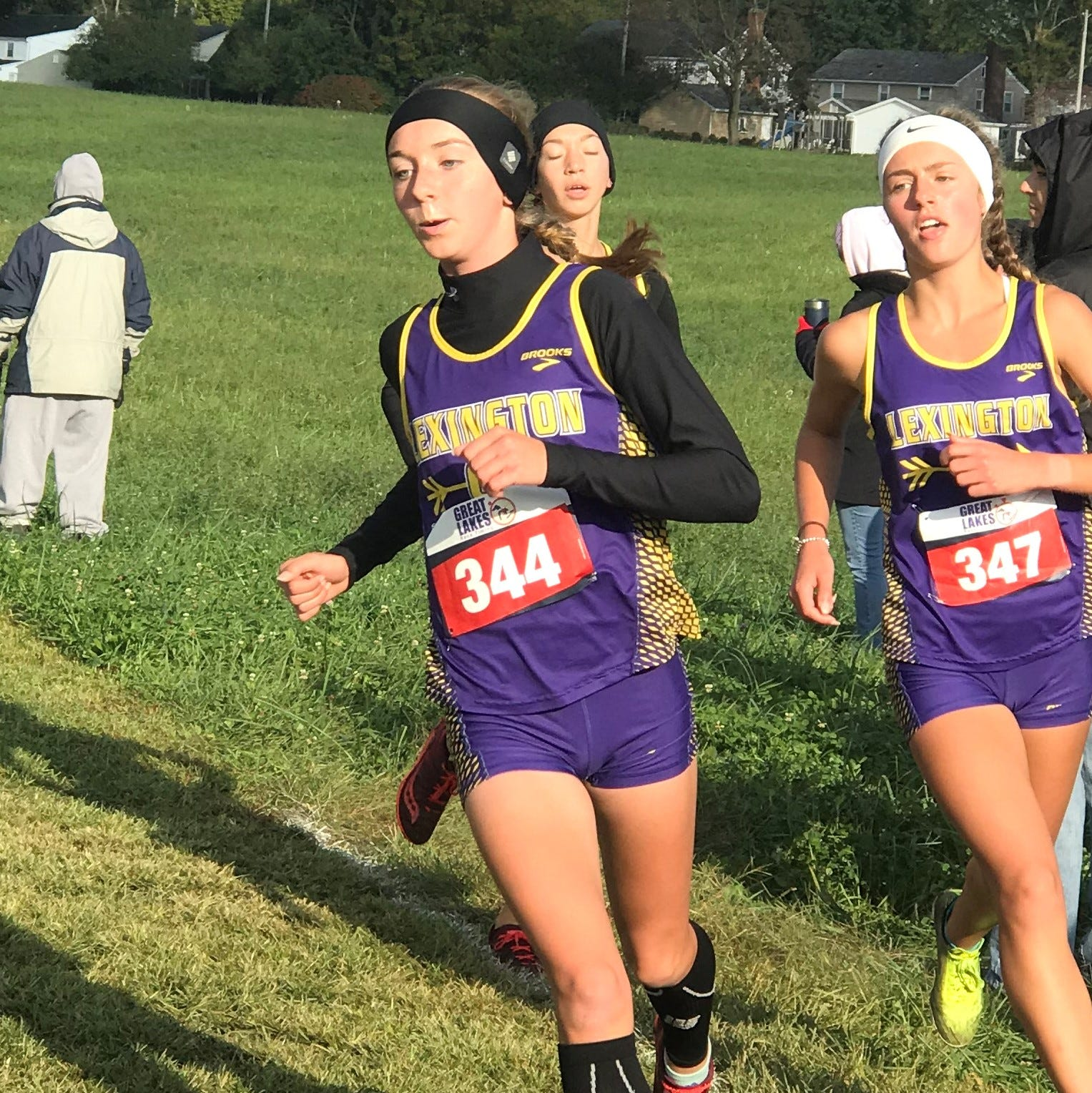 Lexington girls, Ashland boys win OCC cross country titles; Johnston wins as individual