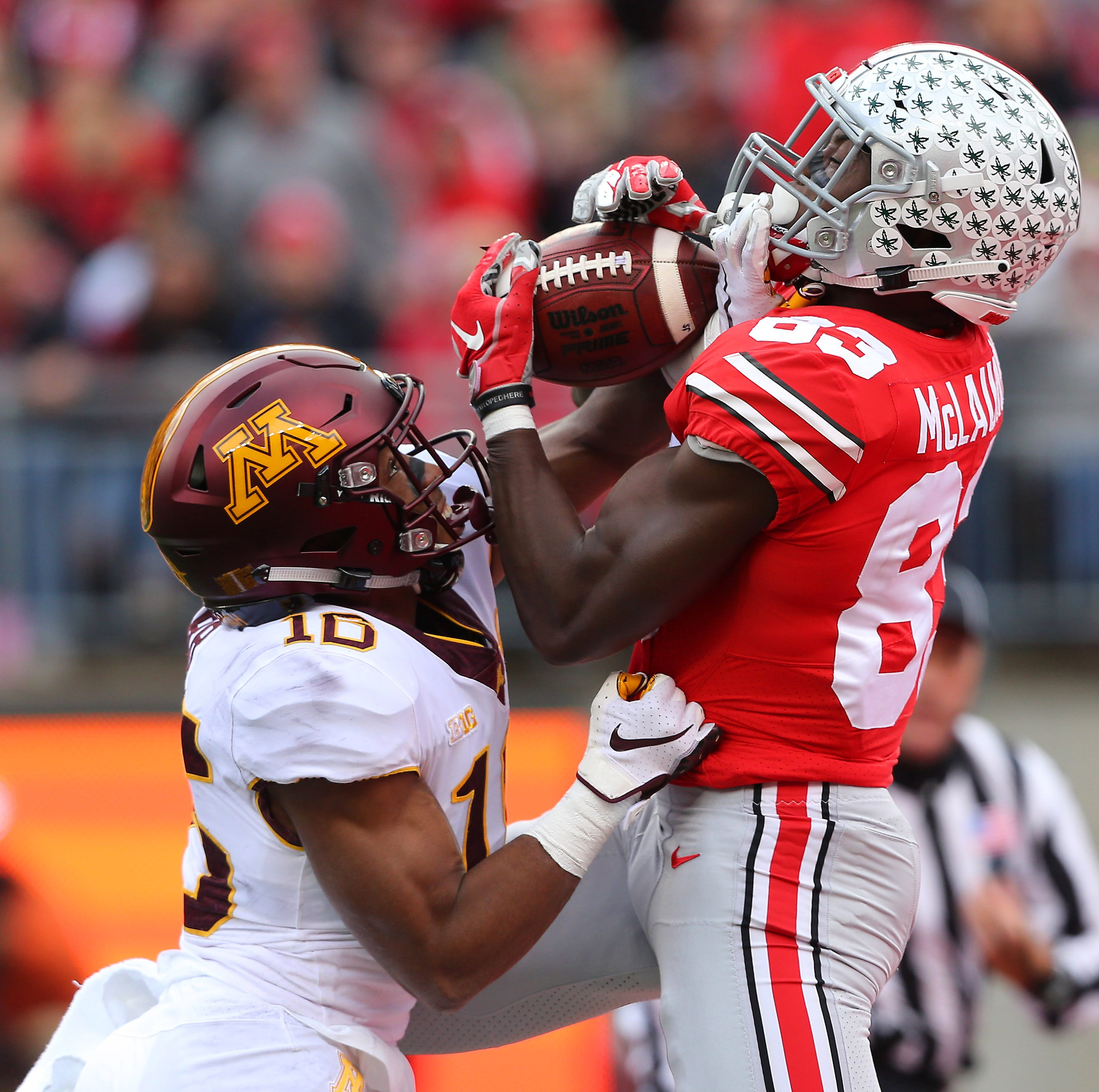 OSU report card: Buckeyes aren't sharp despite 16-point win