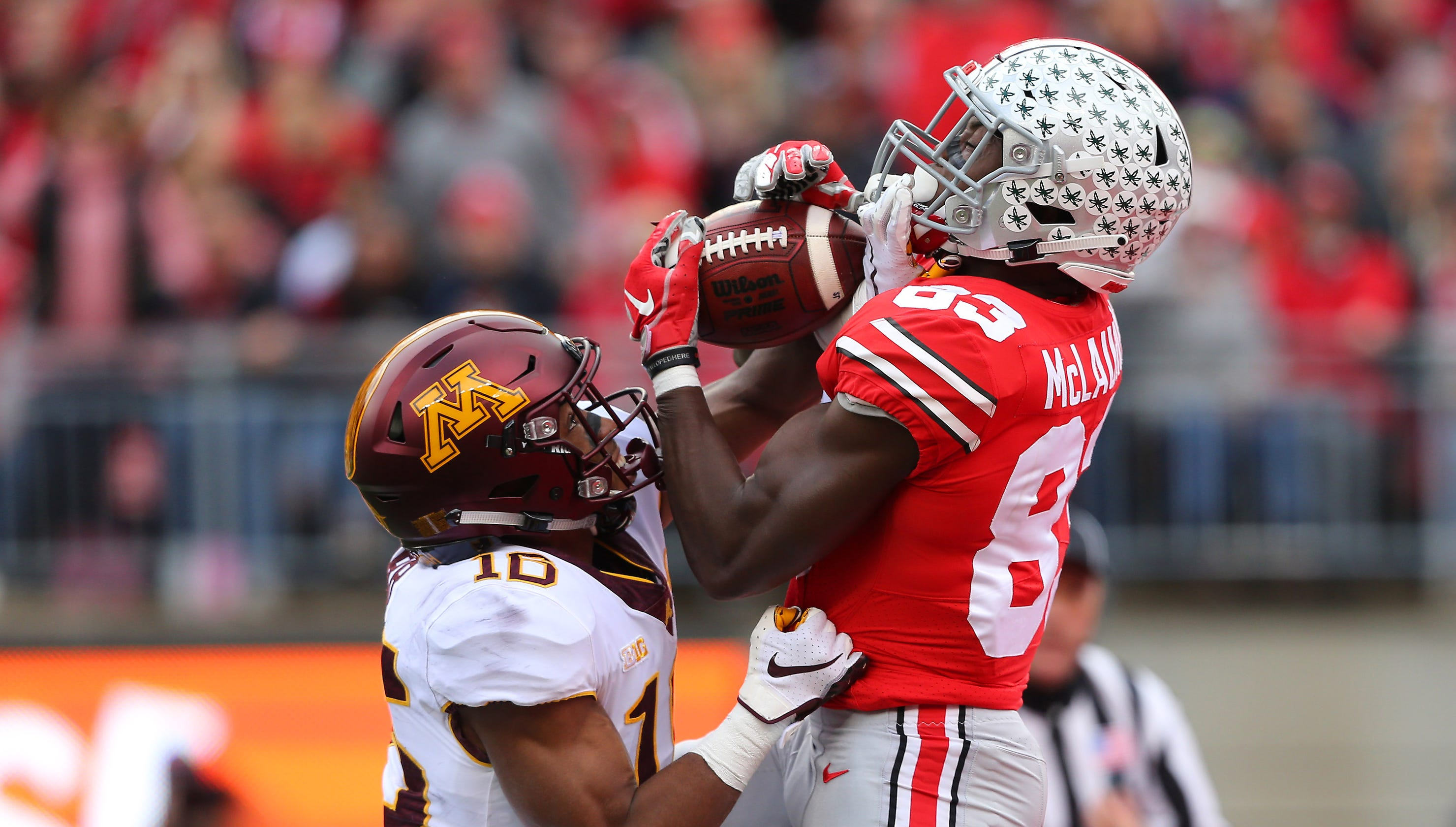 OSU report card: Buckeyes aren't sharp in victory