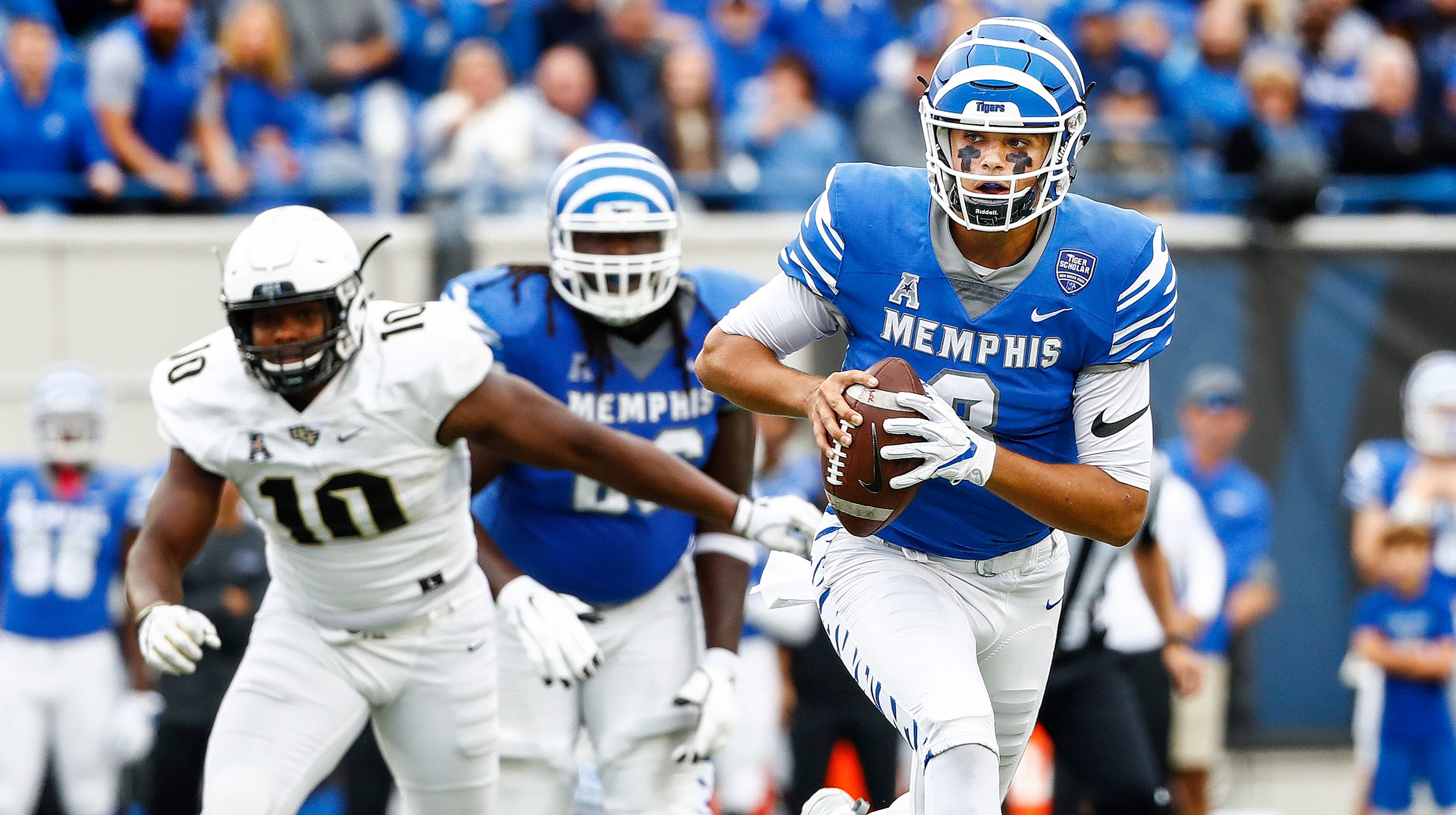 Memphis football holds steady in Week 8 AAC power rankings