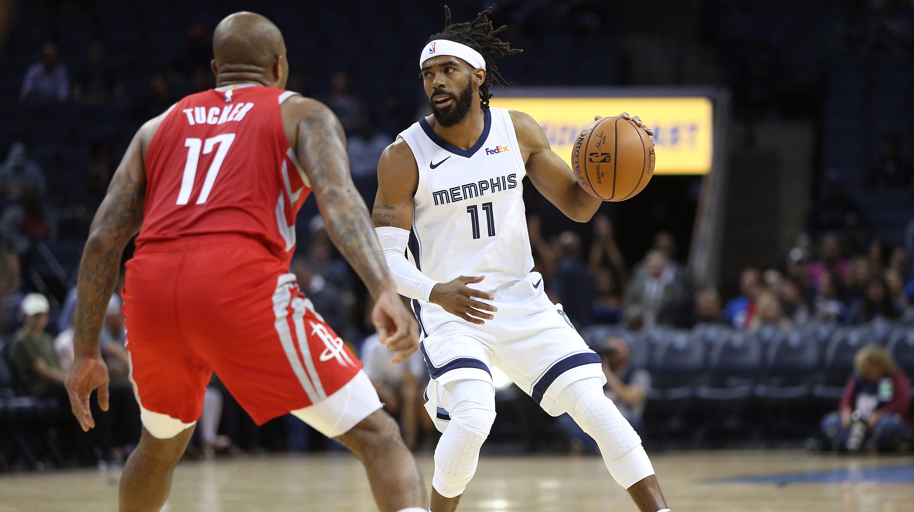 63d854eb0 Memphis Grizzlies  What did we learn this preseason