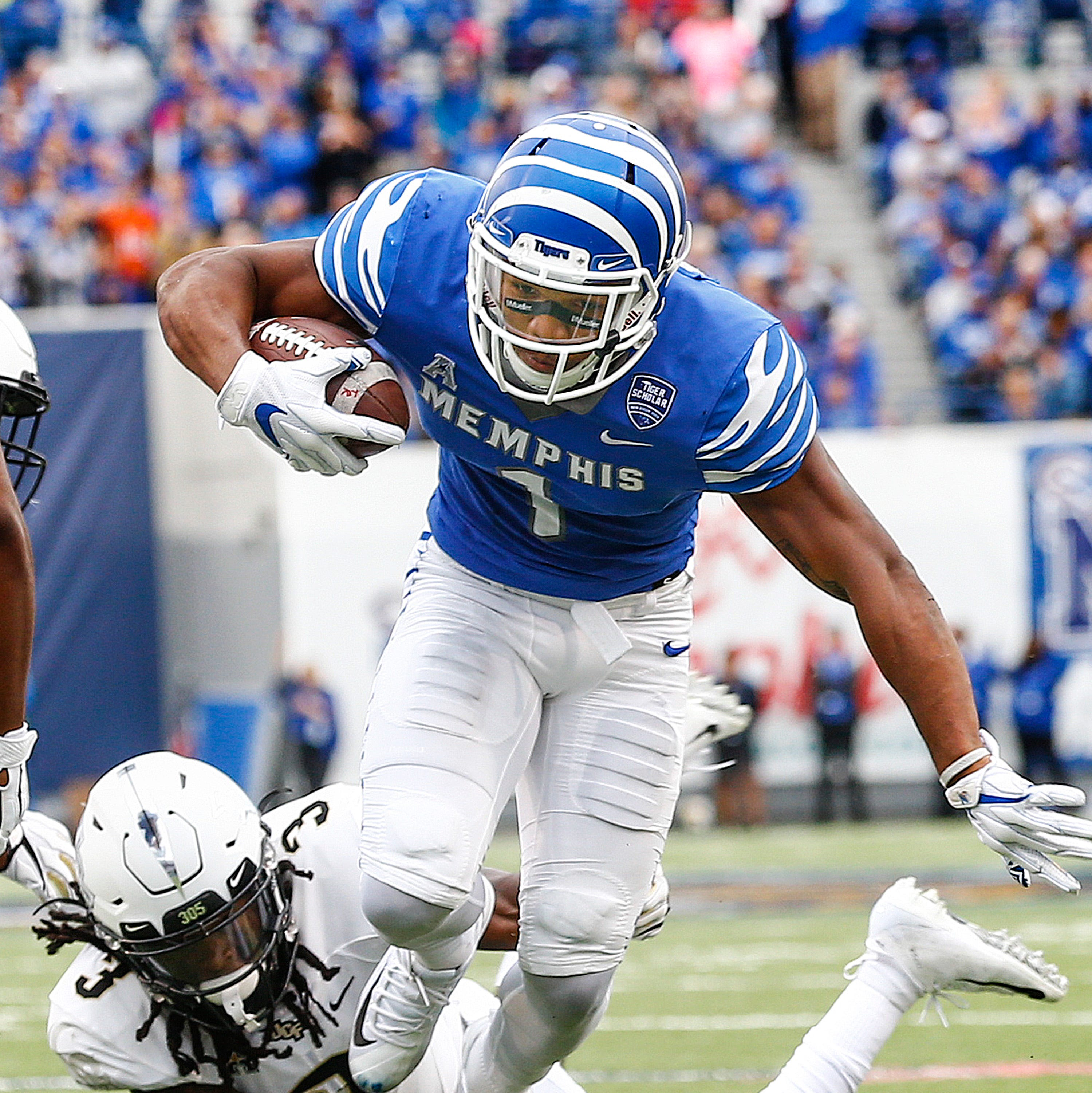 Memphis football sees late game struggles re-emerge in UCF loss