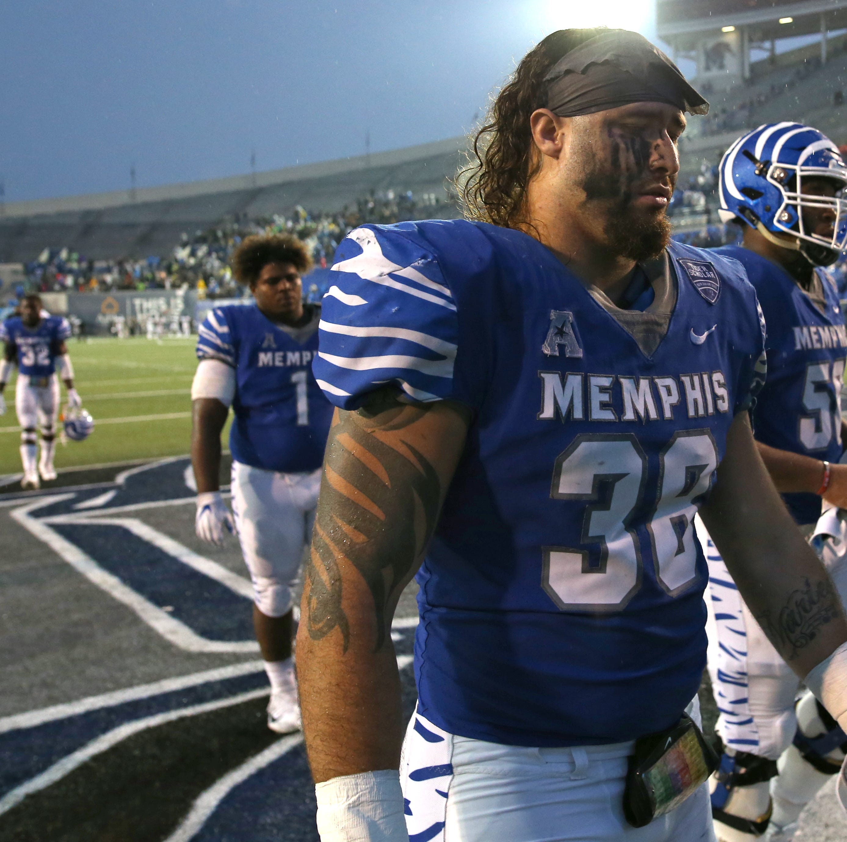 Memphis football lets UCF upset bid slip away in a collapse that will now define its season