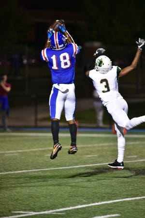 Briarcrest takes on MUS last Friday.