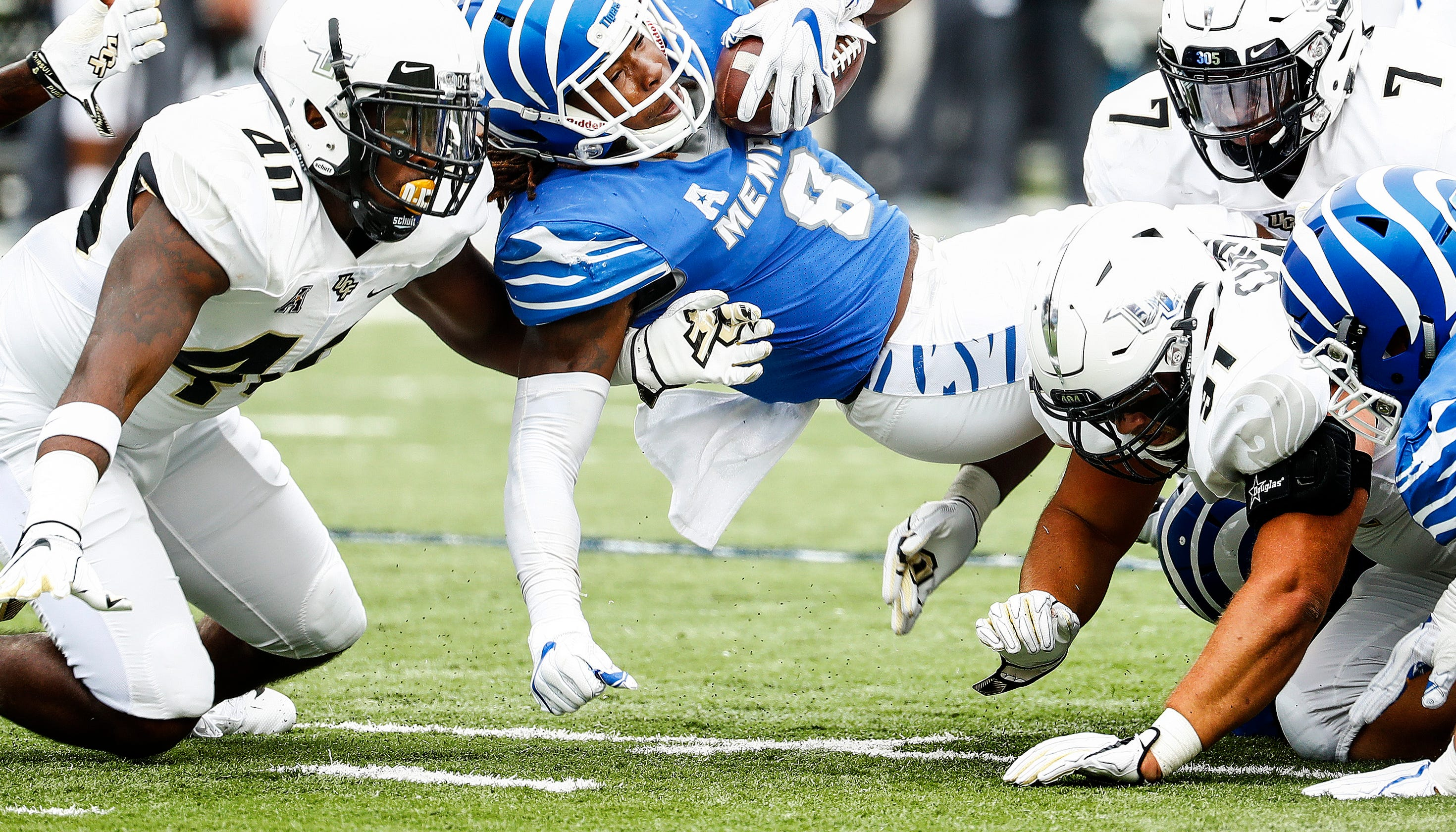 Memphis football vs UCF  Tigers  upset collapses a5b3a22ed