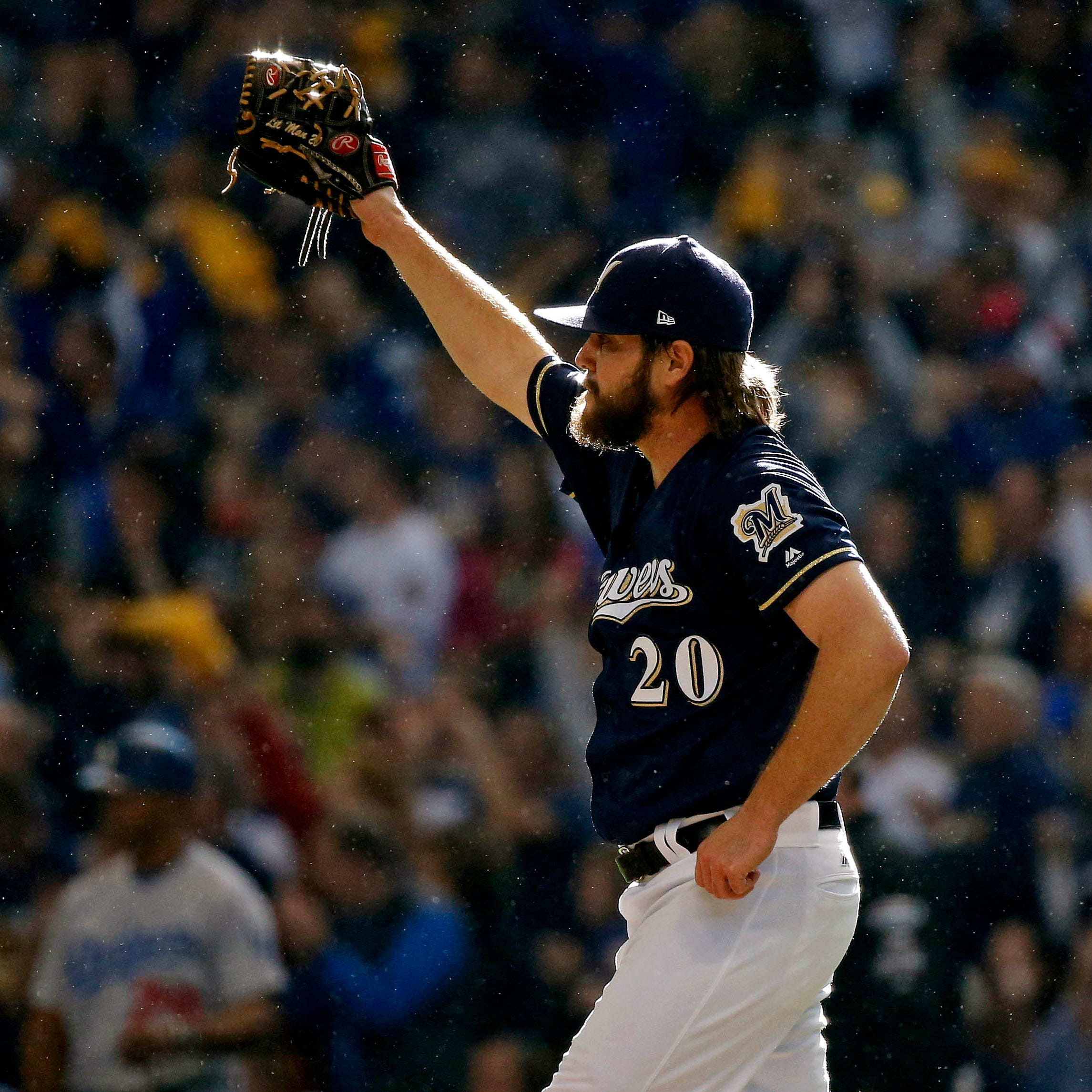 Notes: Wade Miley will start Game 5 on short rest, Gio Gonzalez gets ball for Game 4