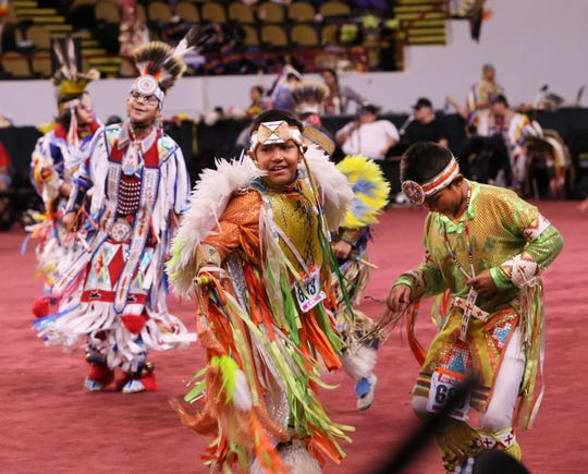 The Hunting Moon Pow Wow returns this weekend to the Wisconsin Center.