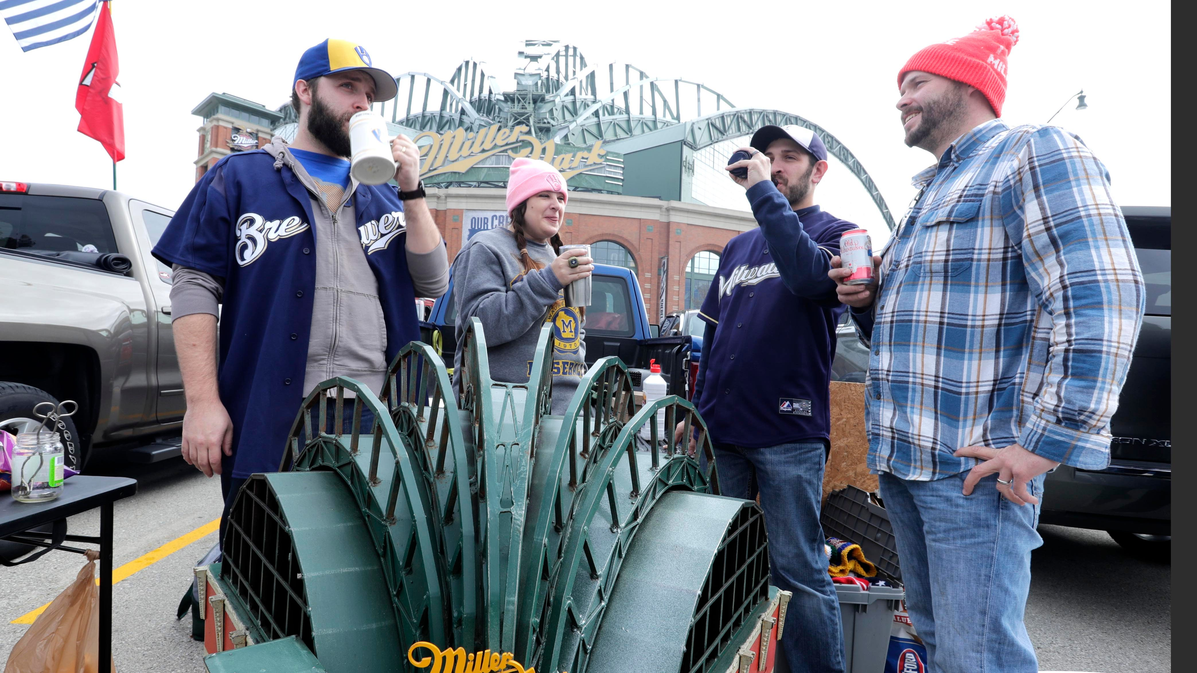 The Brewers return, the Milwaukee Film Festival opens and D14 says goodbye