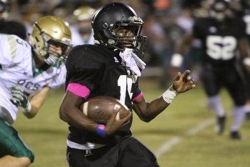 Oak Grove beat rival Ouachita Christian 64-29 last Friday night in West Carroll Parish.