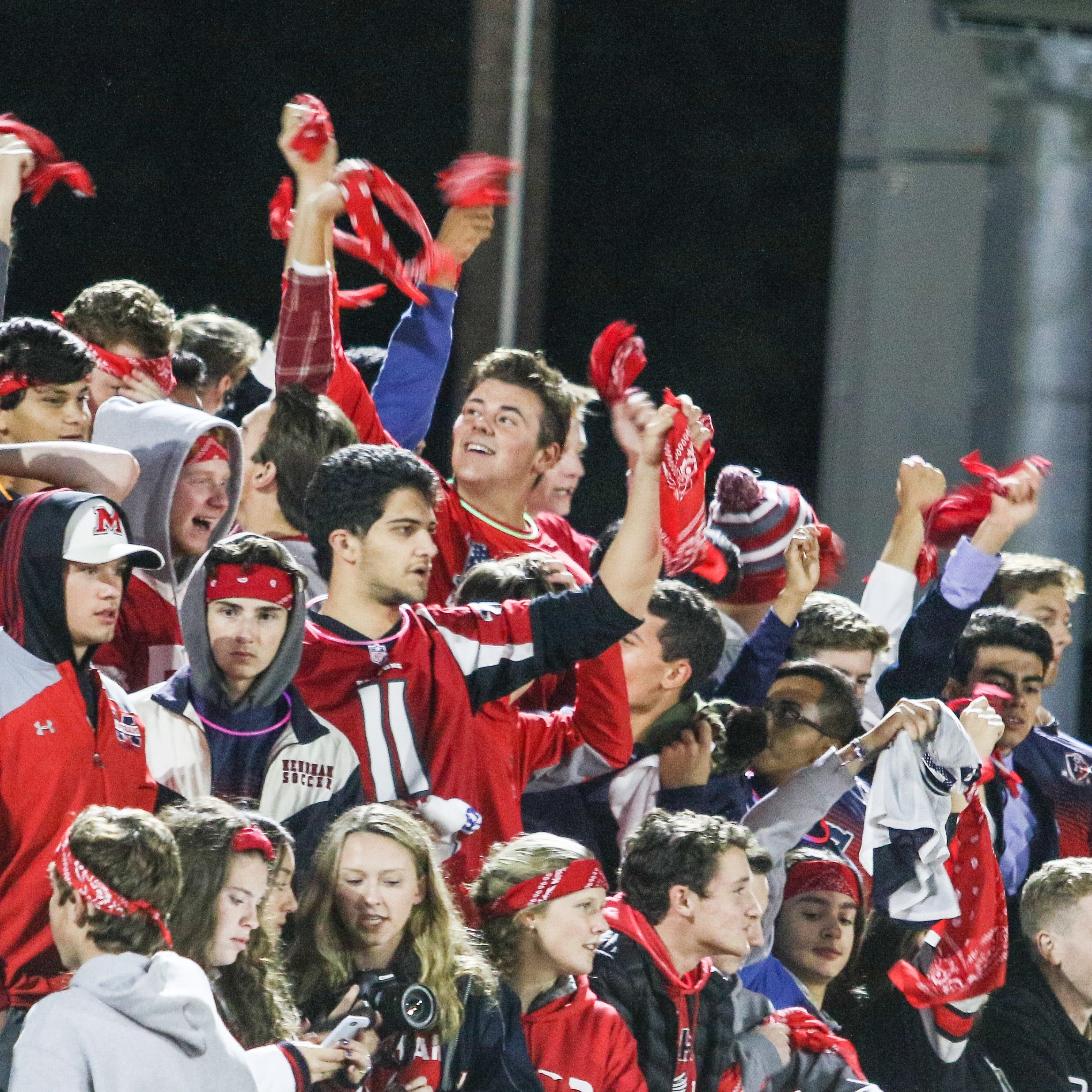 NJ football: Debut of Friday Night Lights  at Mendham