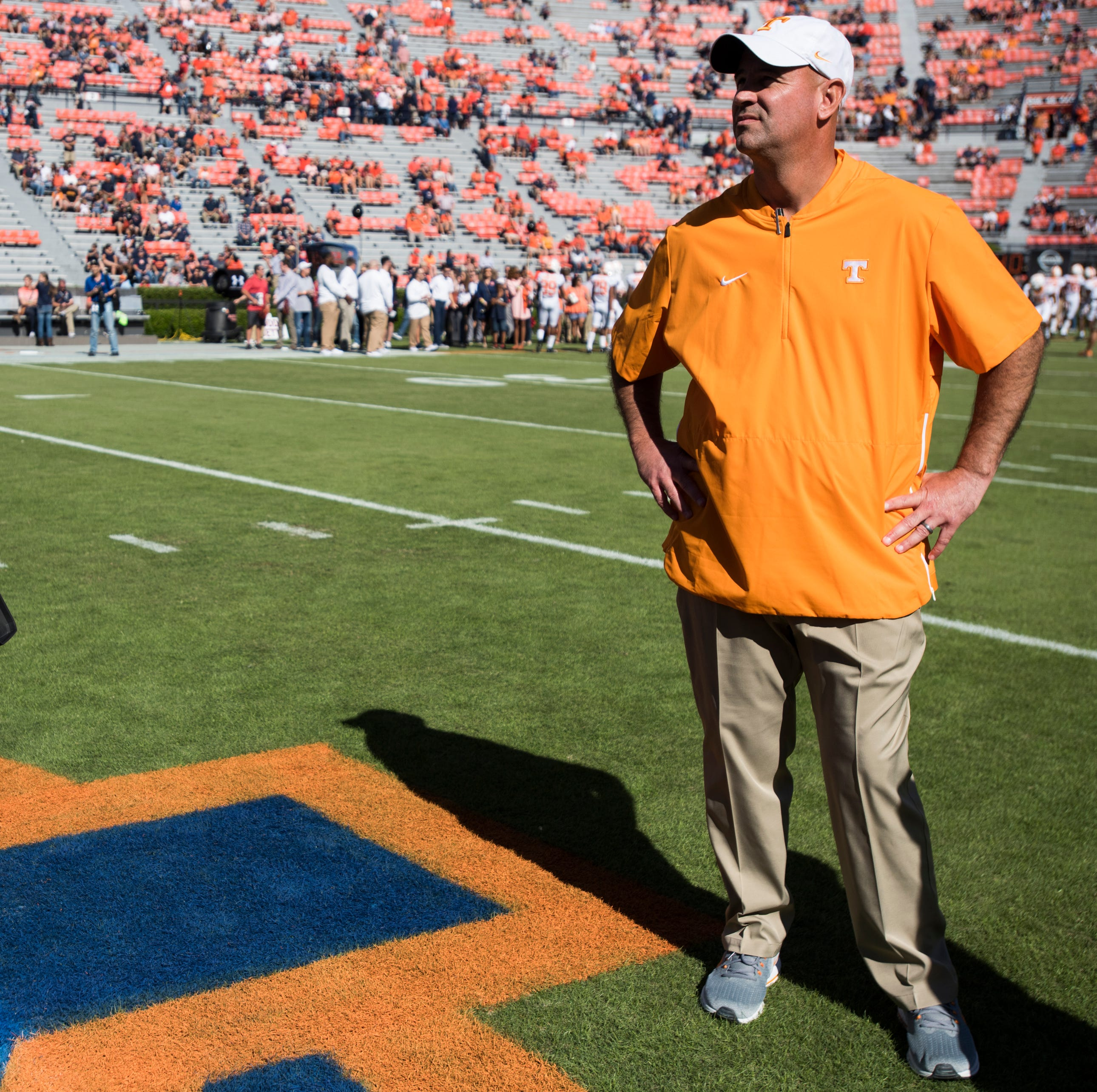 Close connections to Tennessee's Pruitt not affecting No. 1 Alabama this week