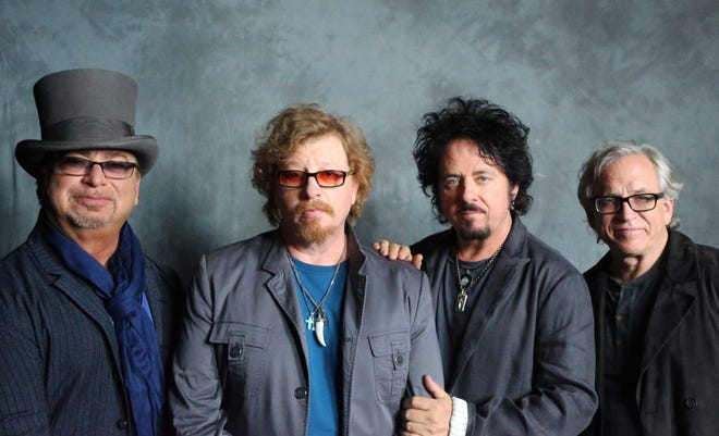 Toto's 40 Trips Around the Sun World Tour comes to the Montgomery Performing Arts Centre on Sunday, Oct. 21.
