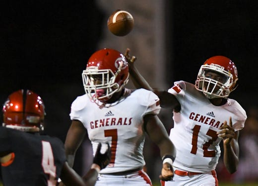 Week 14 Montgomery Area High School Football Cheat Sheet