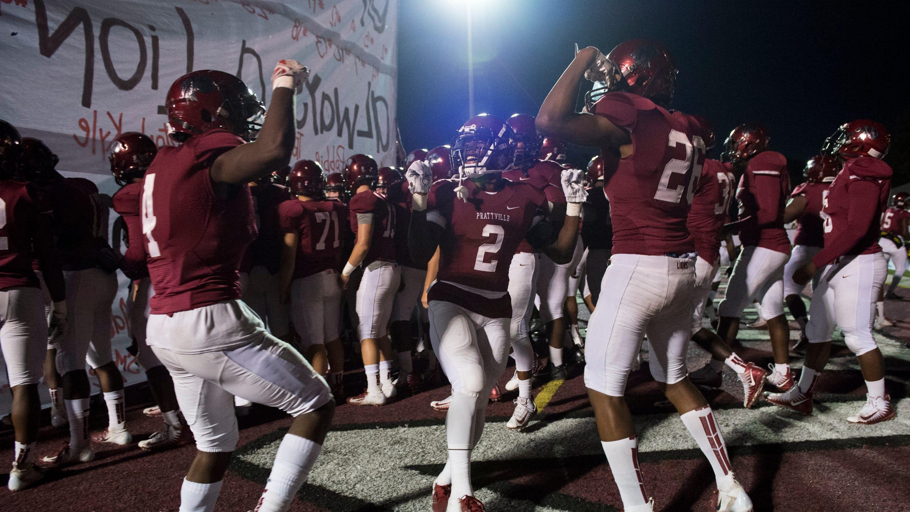 WEEK 8: Alabama high school football standings