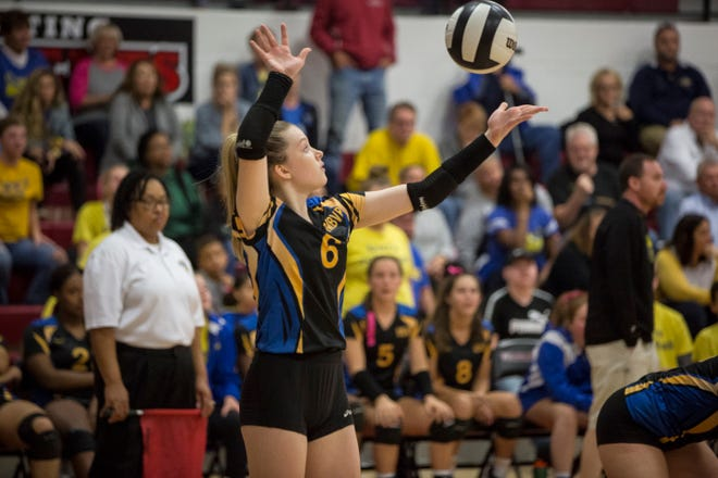 FILE -- Burris volleyball is searching for a new head coach. The Owls program is one of the most storied programs in Indiana.