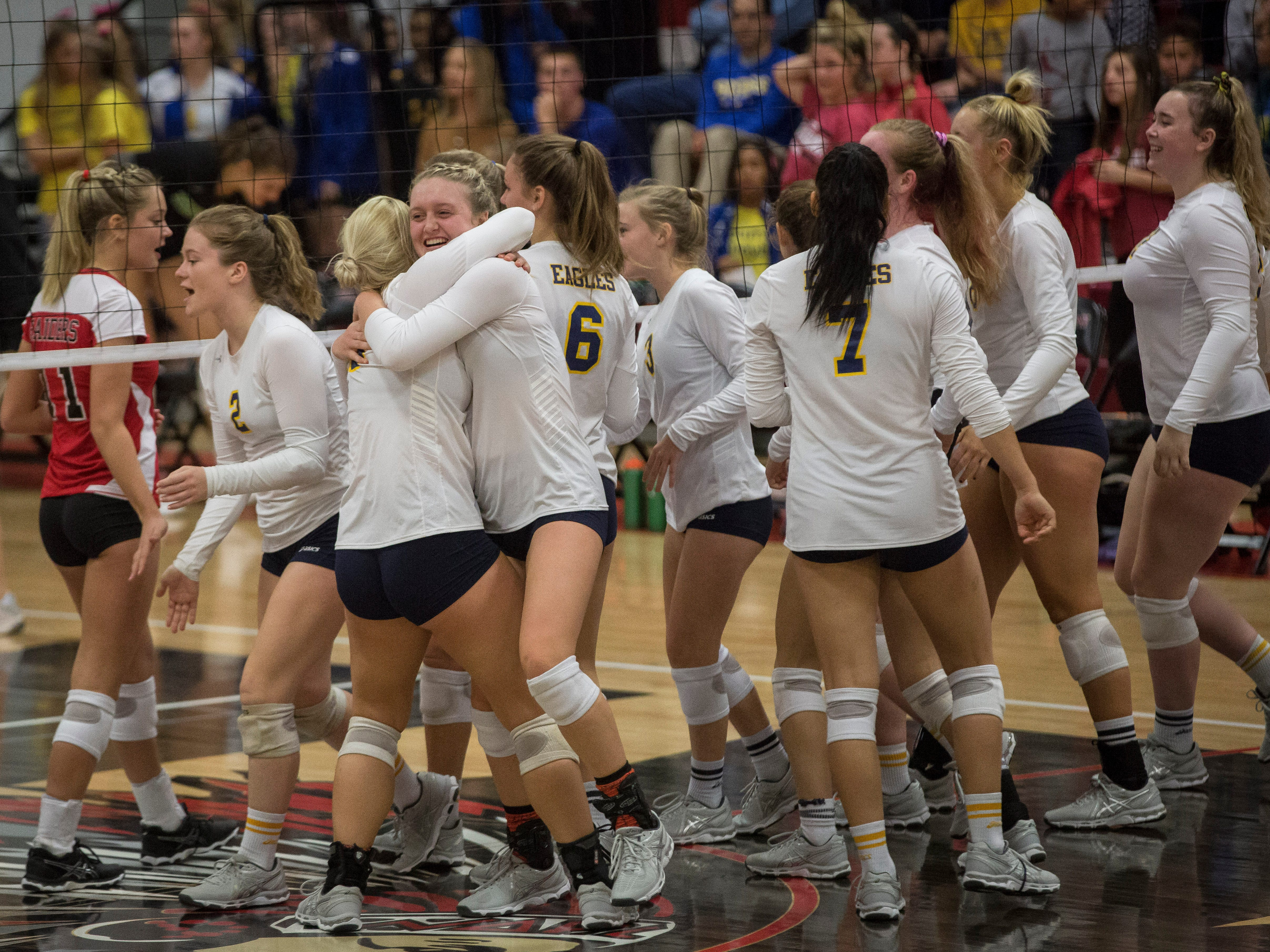 IHSAA sectional volleyball: 6 ECI teams competing for titles