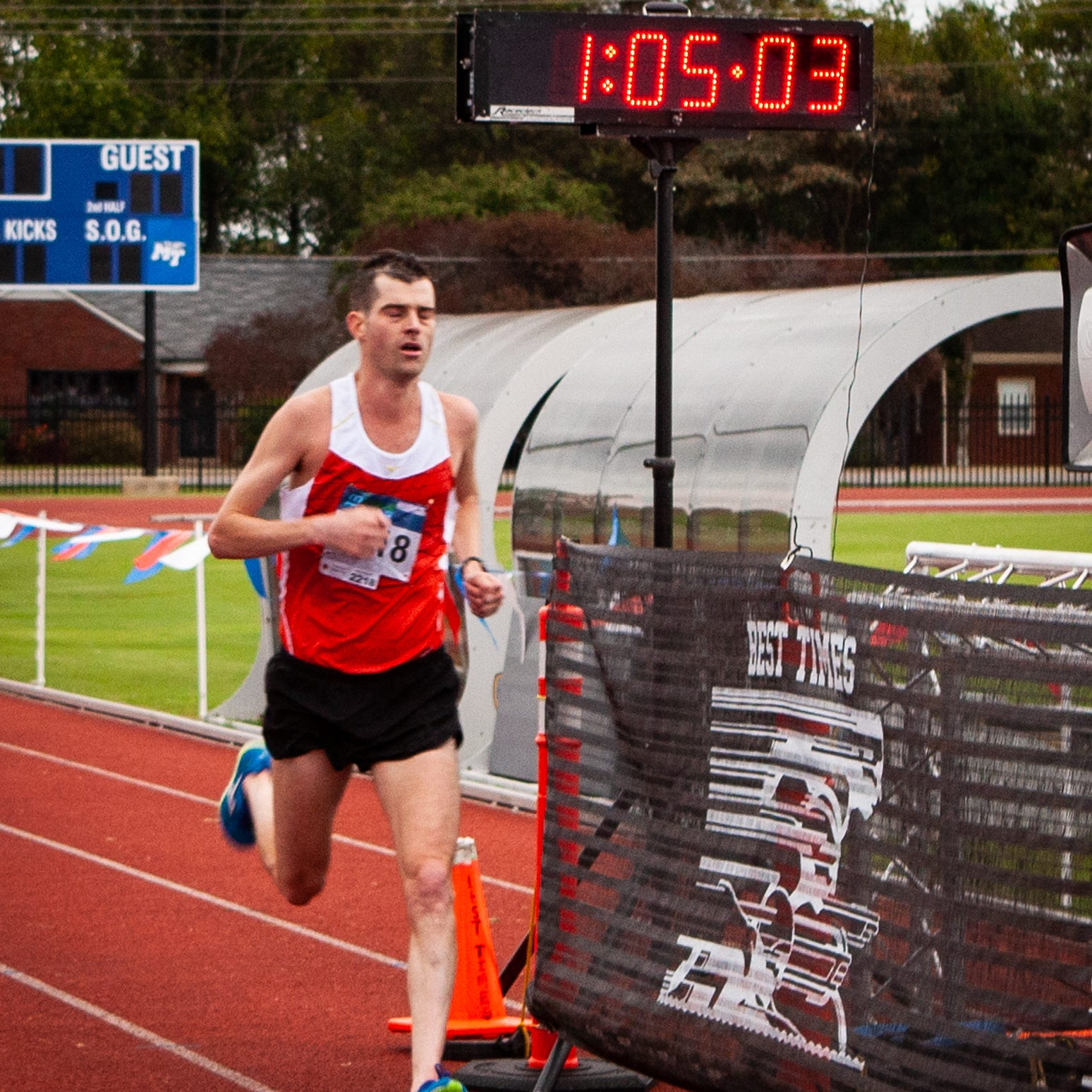 Murfreesboro Half Marathon: American 25K record holder breaks 8-year course record