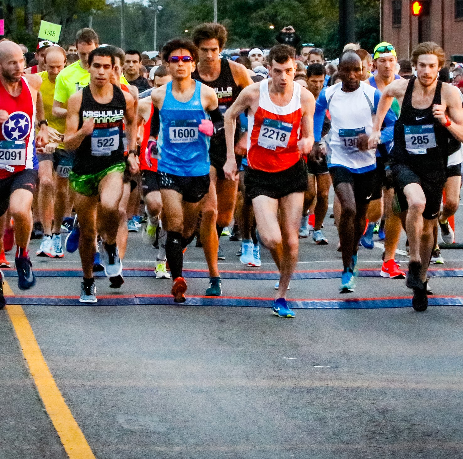 Lace up your shoes: Popular 5Ks, 10Ks, half-marathons in Murfreesboro, Rutherford County