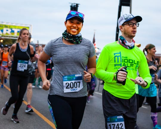 Murfreesboro Half Marathon is a favorite event among runners as well as spectators.