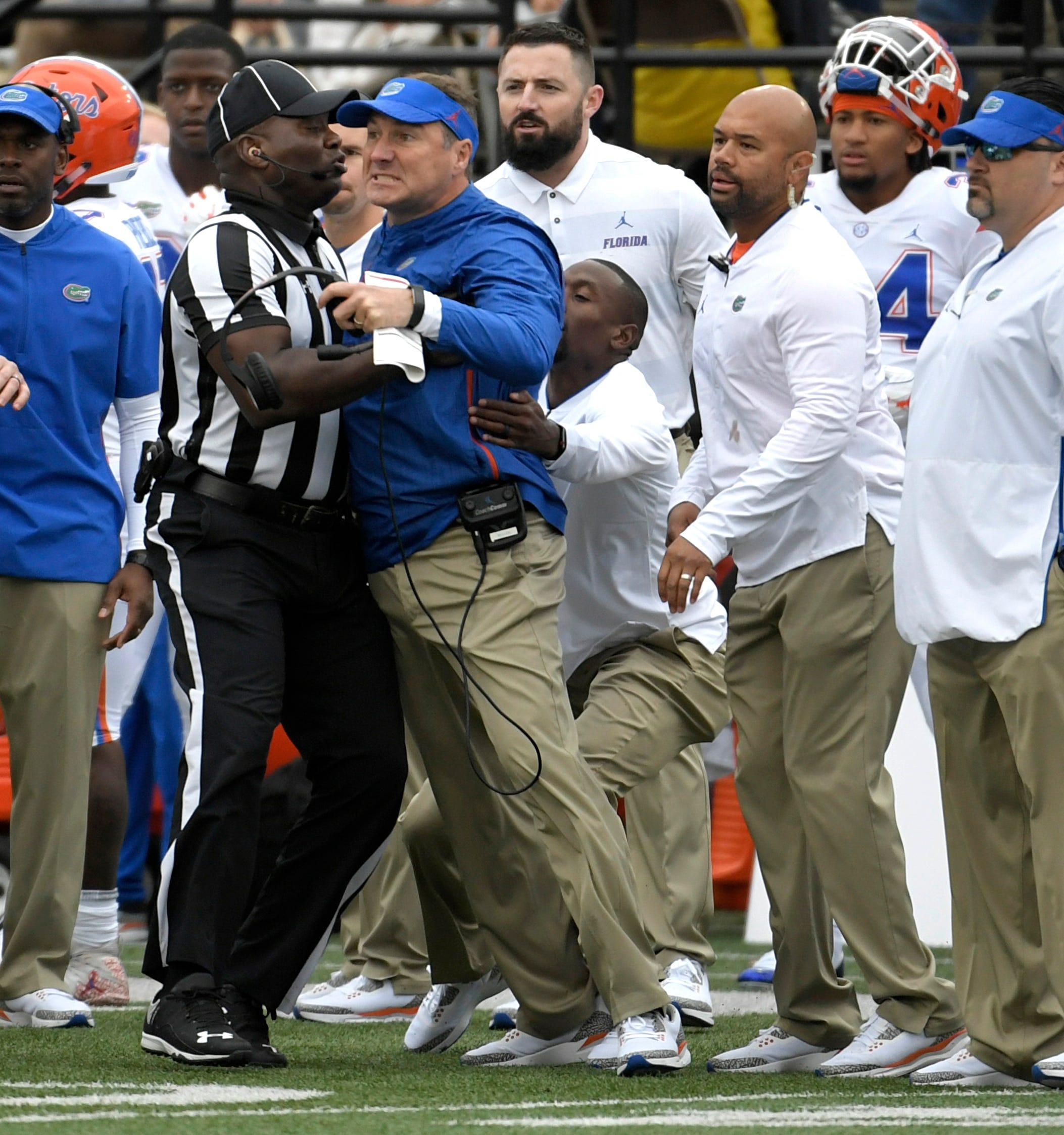 Vanderbilt Vs Florida Football Commodores Loss A Blown Opportunity