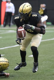 Joejuan Williams: The Father Ryan standout played for Vanderbilt and should be selected in the 2019 NFL Draft.