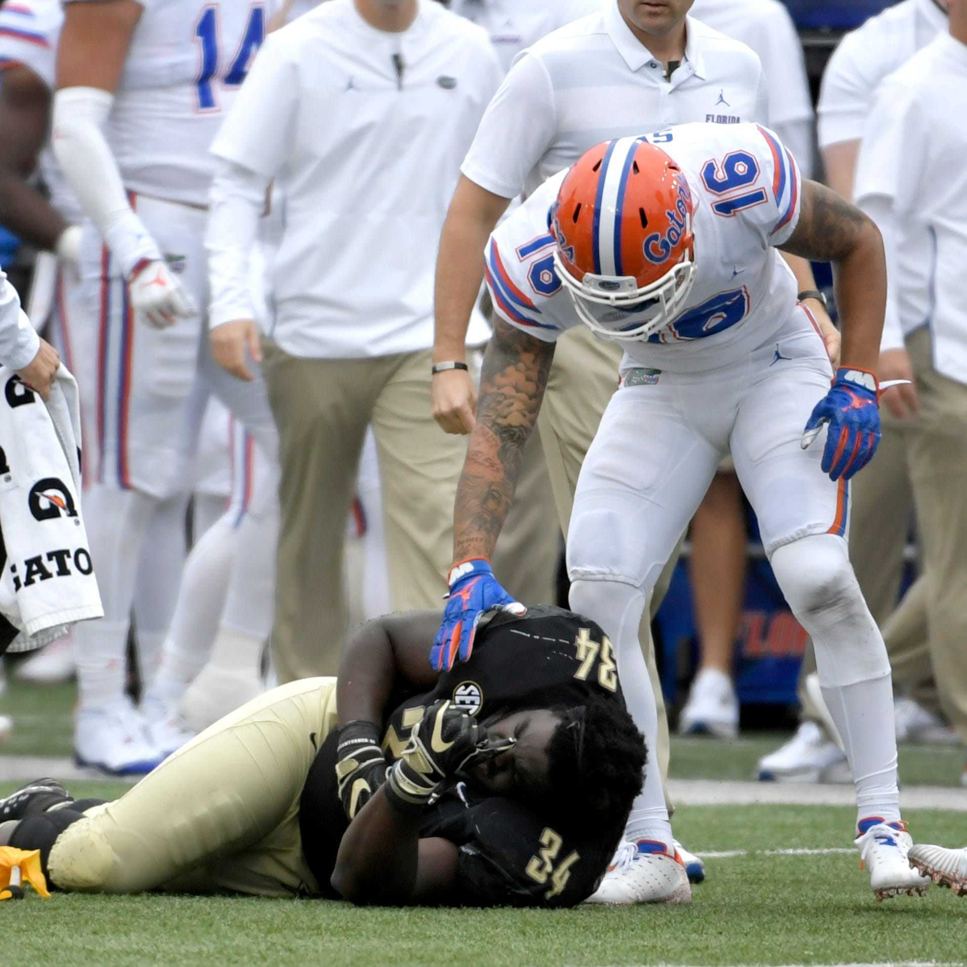 Florida football 37, Vanderbilt 27: Five things we learned as Commodores blow 18-point lead