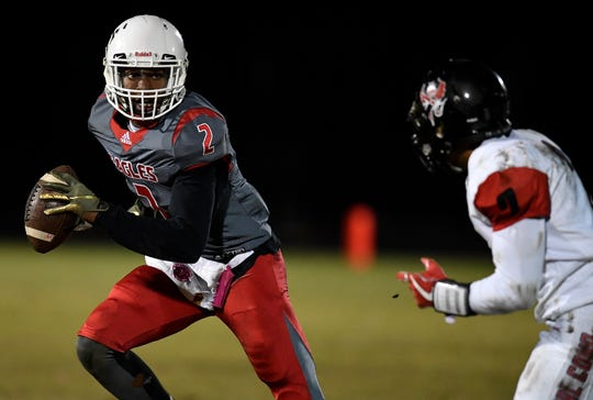 East Nashville athlete Jashon Watkins has committed to Memphis.
