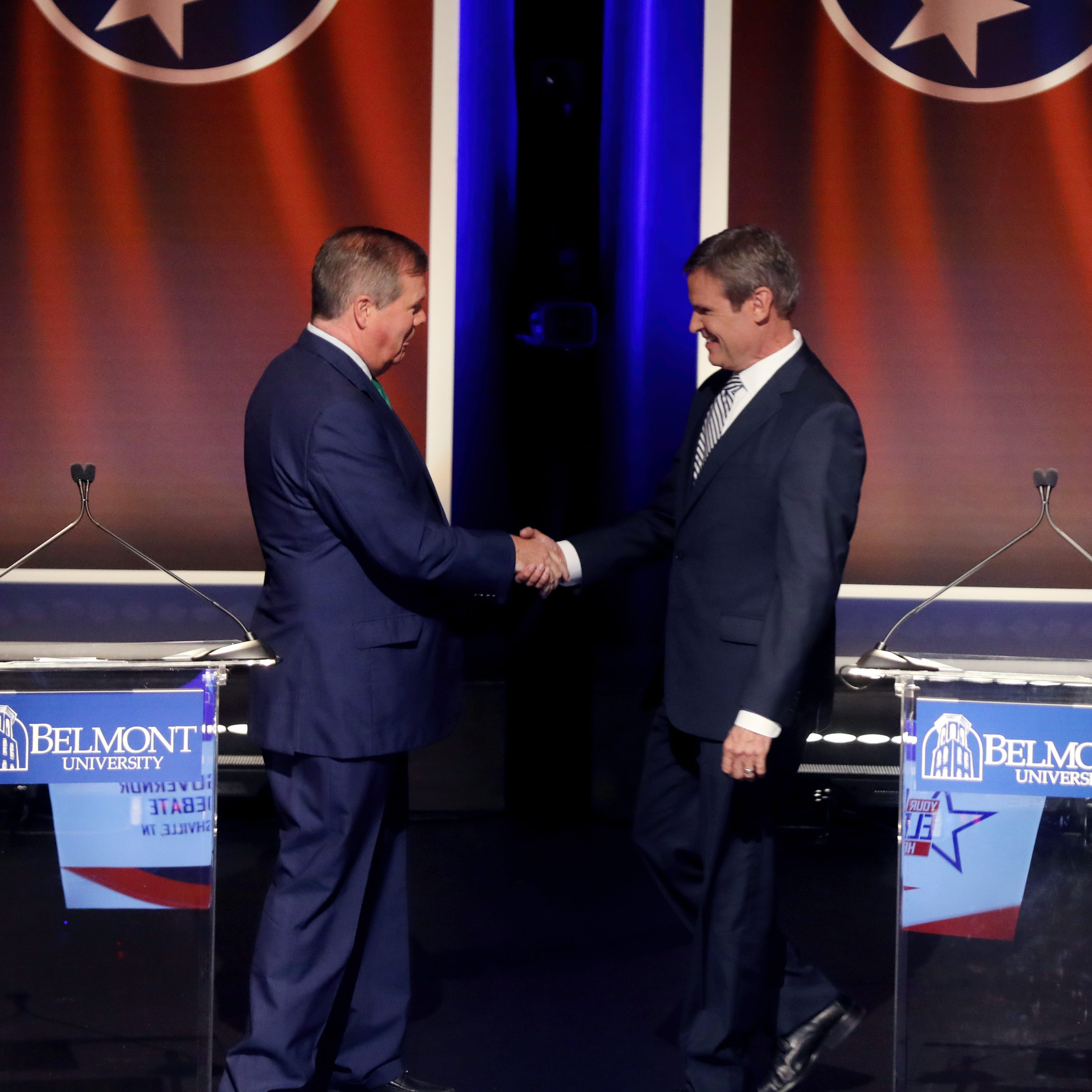 Bill Lee and Karl Dean: How their faiths could play a role in how they would lead as governor