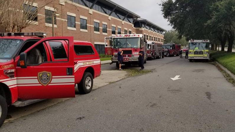 The Greater Naples Fire Commission sent 11 people alongside other rescue workers to join a strike team focusing on search-and-rescue efforts.