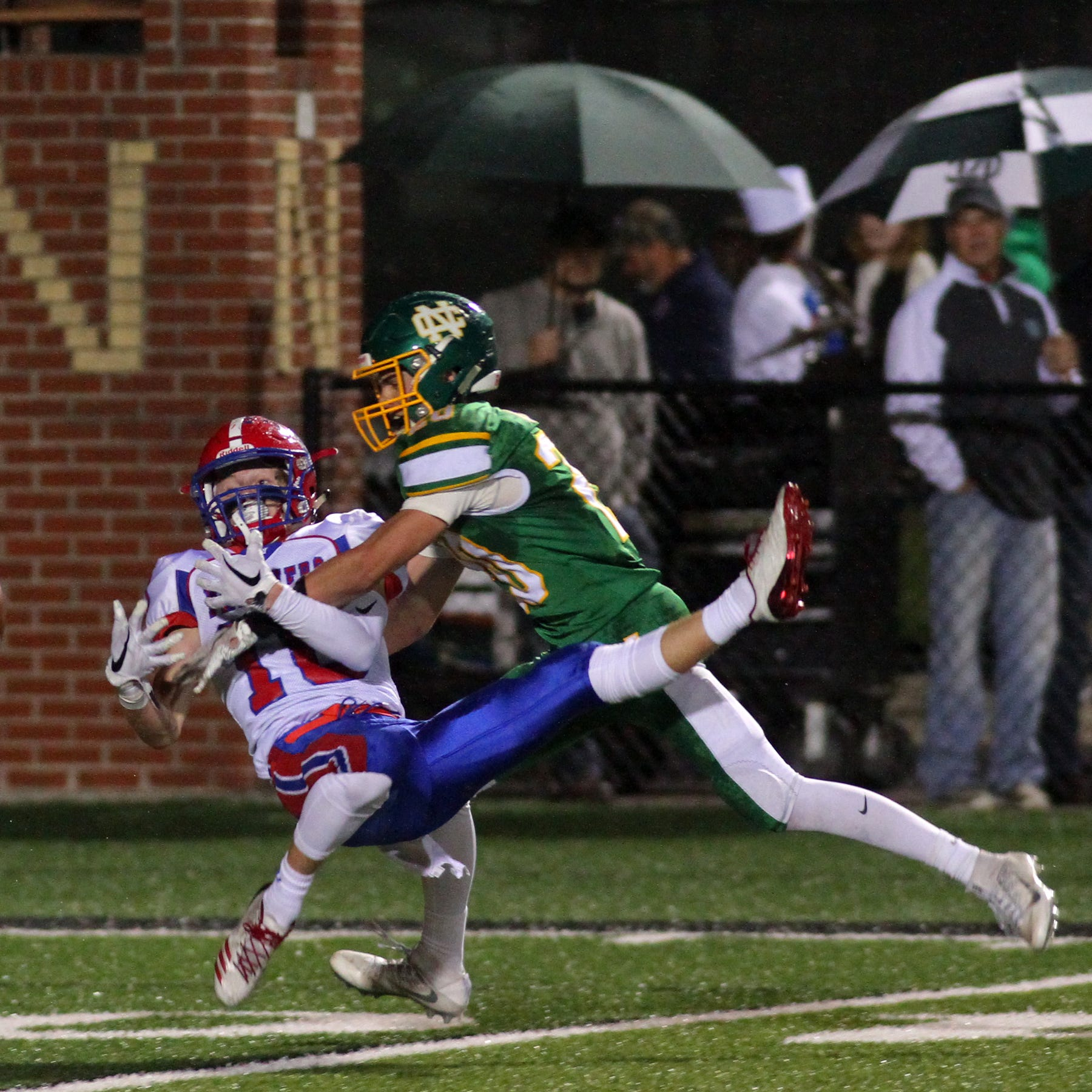 Licking Valley's air assault sinks Newark Catholic