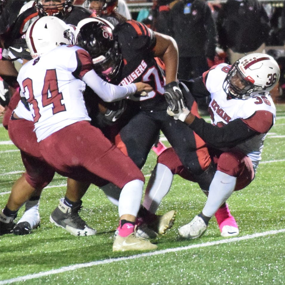 Newark's defense slows Groveport, but 'Cats unable to score in loss