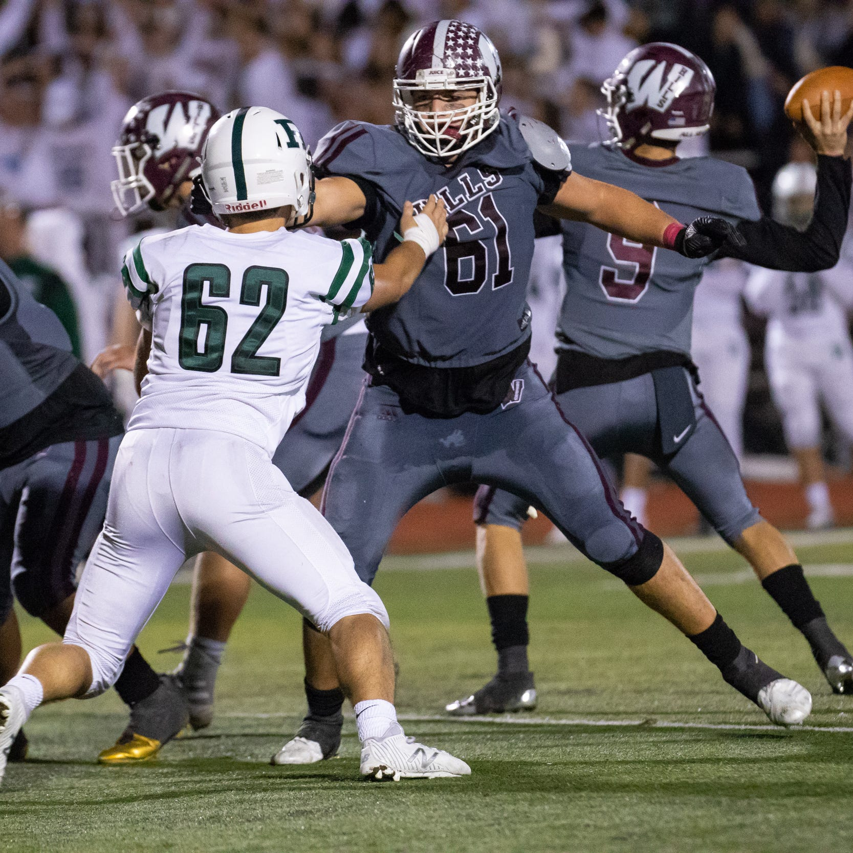 NJ football recruiting tracker: How the top recruits fared in Week 6