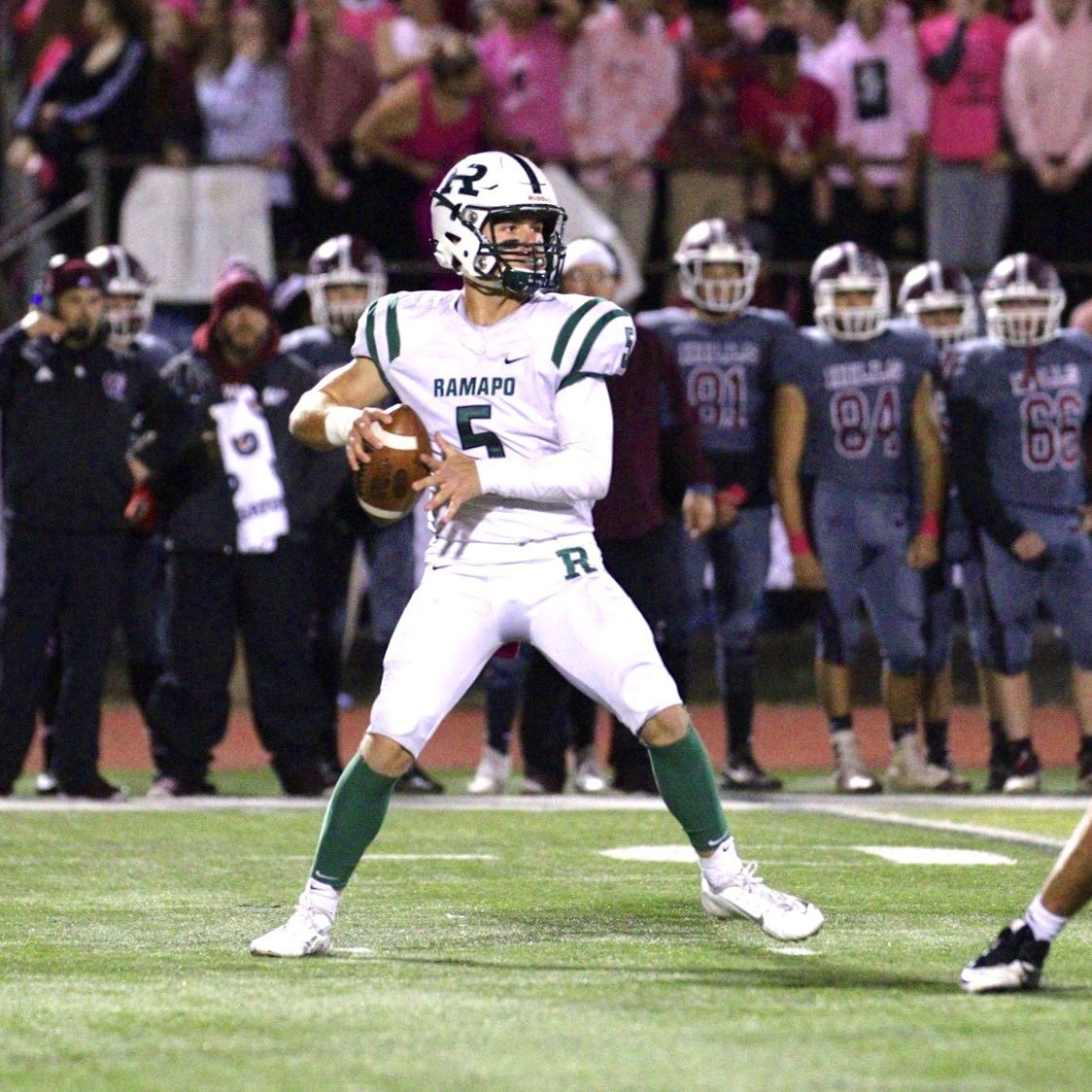 Ramapo football runs away from Wayne Hills