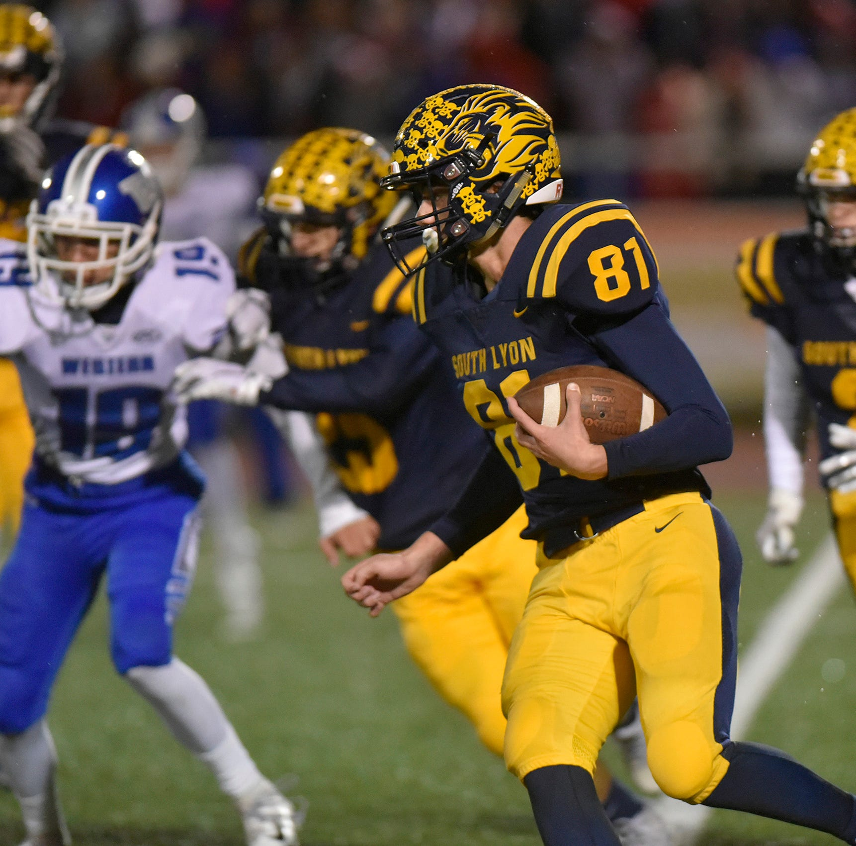 South Lyon retains No. 1 spot; Plymouth, S.L. East jump into HTL's Top-10 rankings