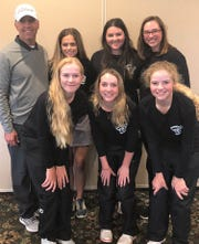 The Plymouth girls golf team, coached by Dan Young, will be making its 10th straight state finals appearance after finishing runner-up in the Division 1 regional at Travis Pointe.