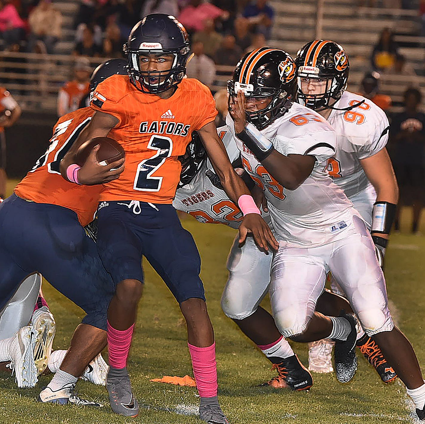 Opelousas continues quest for winning season