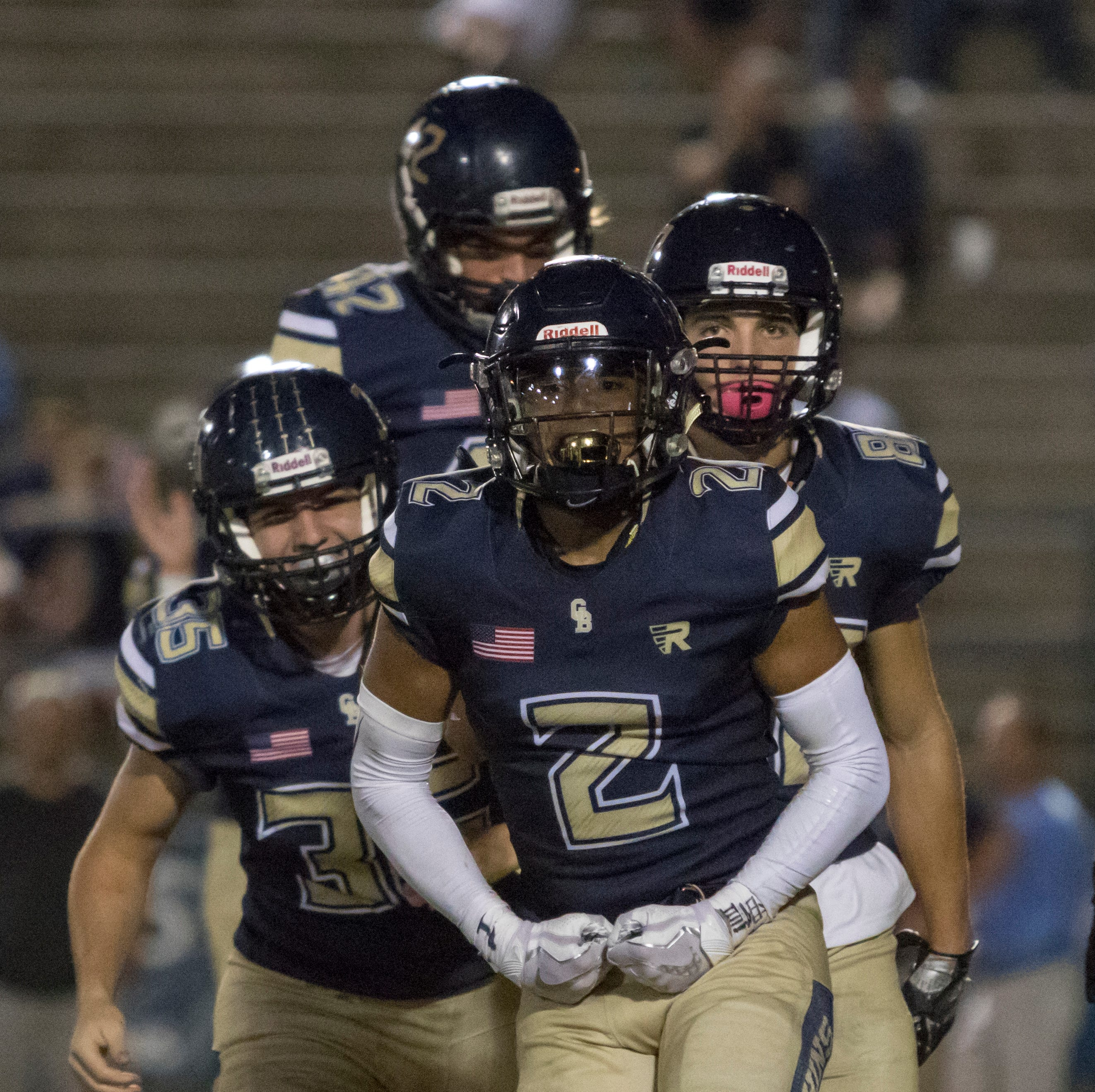 PNJ Power Poll Week 9: Escambia, Gulf Breeze survive scares
