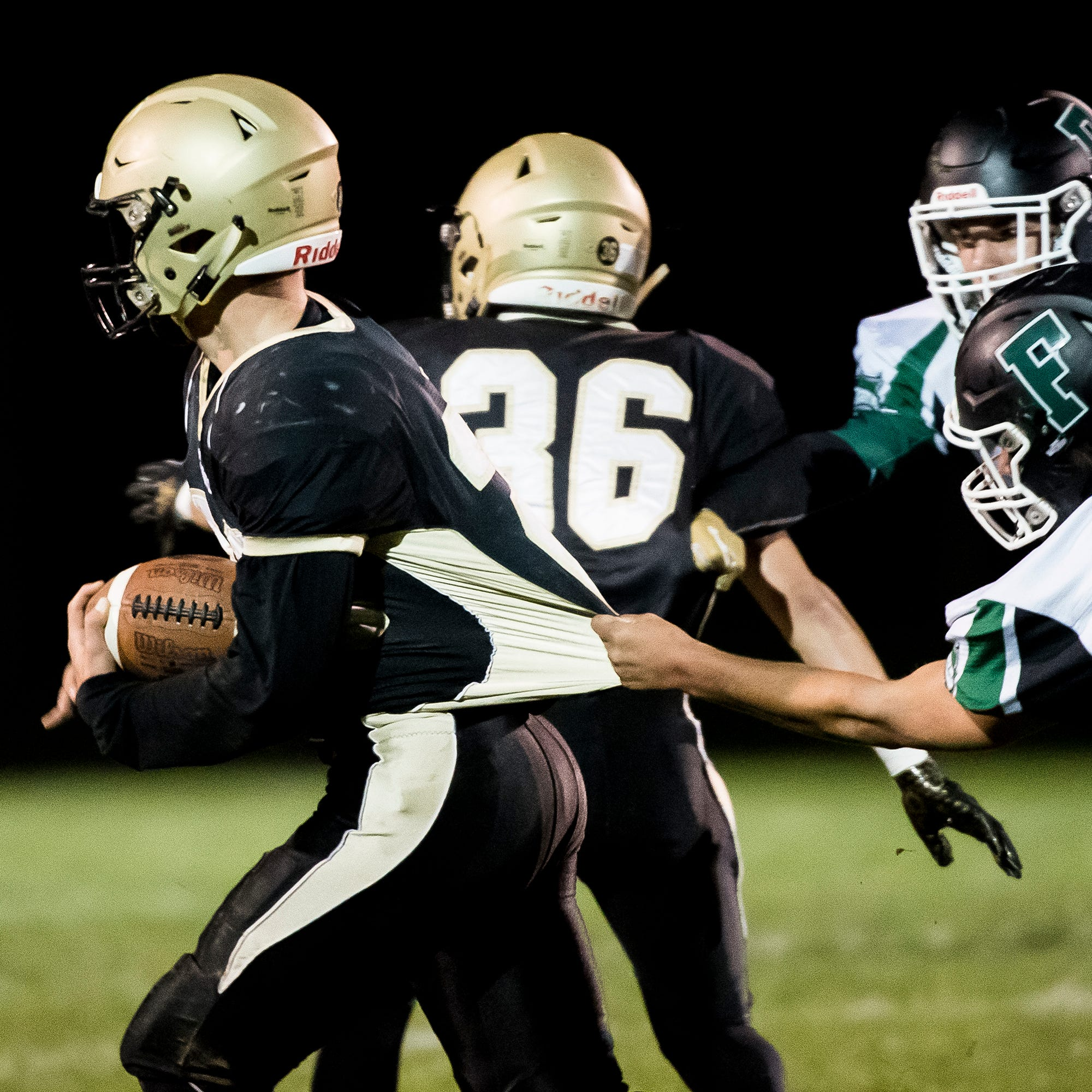 Delone Catholic pummels Fairfield as pivotal Division III clash looms